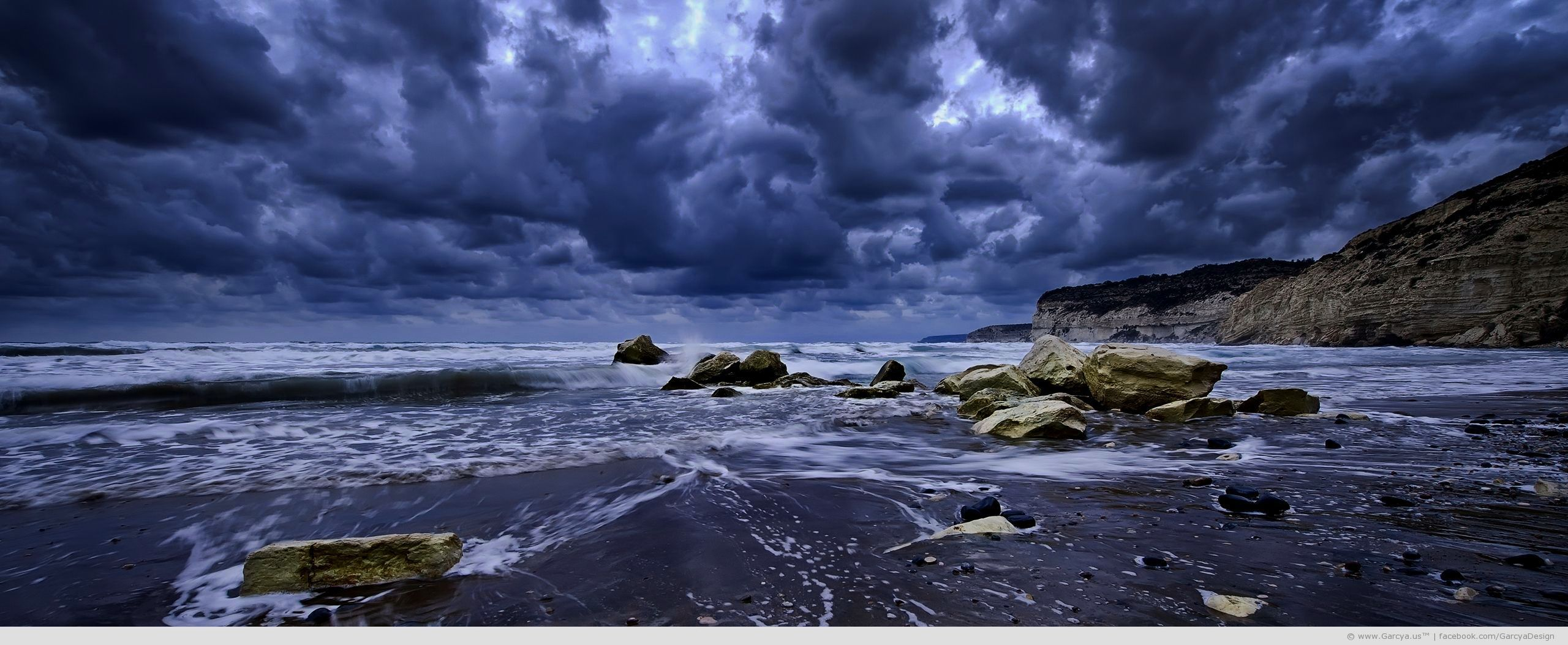 Beach 4k Hd Desktop Wallpaper For Dual Monitor Desktops