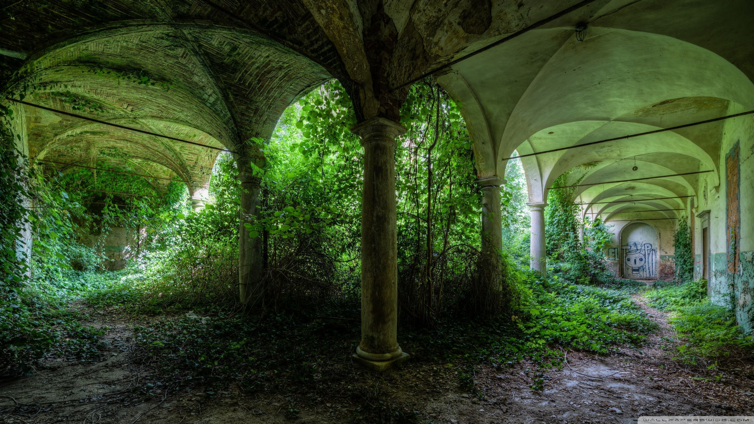Abandoned Places Wallpapers Top Free Abandoned Places Backgrounds Wallpaperaccess