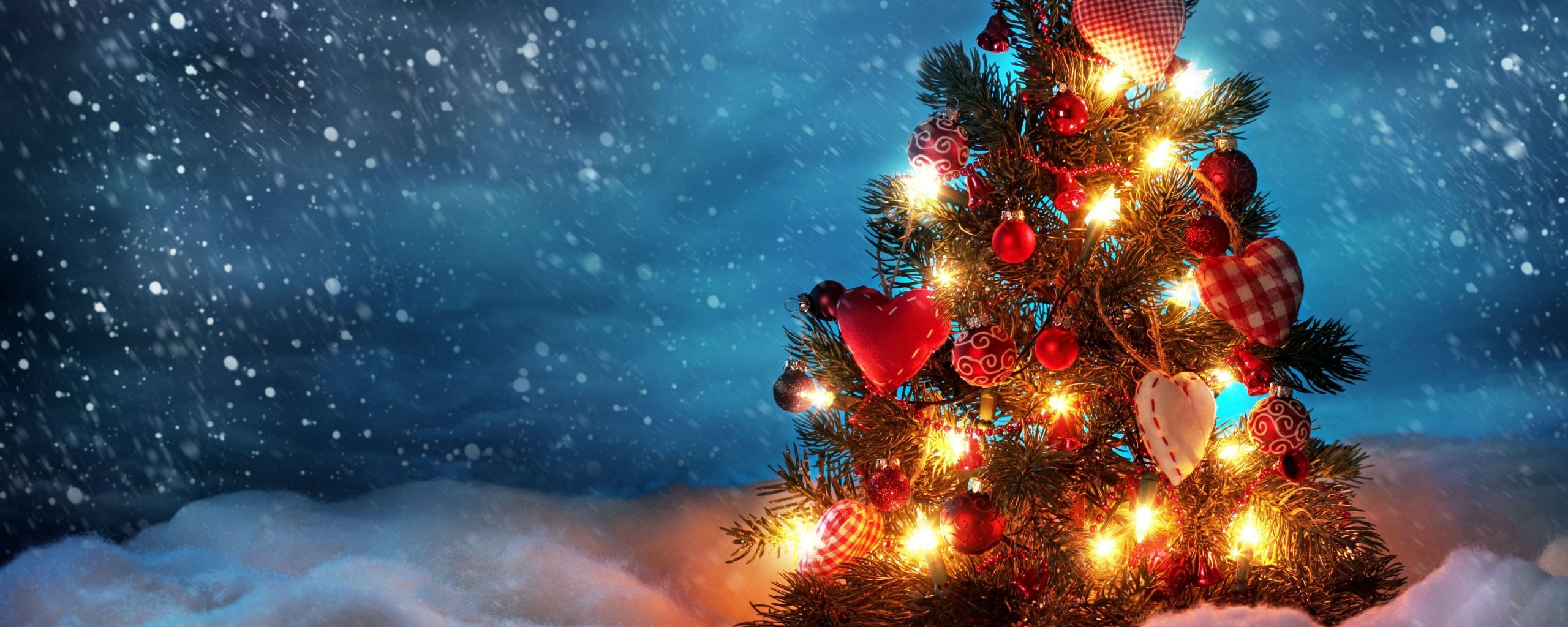 Christmas High Resolution Dual Monitor Wallpapers Top Free Christmas High Resolution Dual Monitor Backgrounds Wallpaperaccess