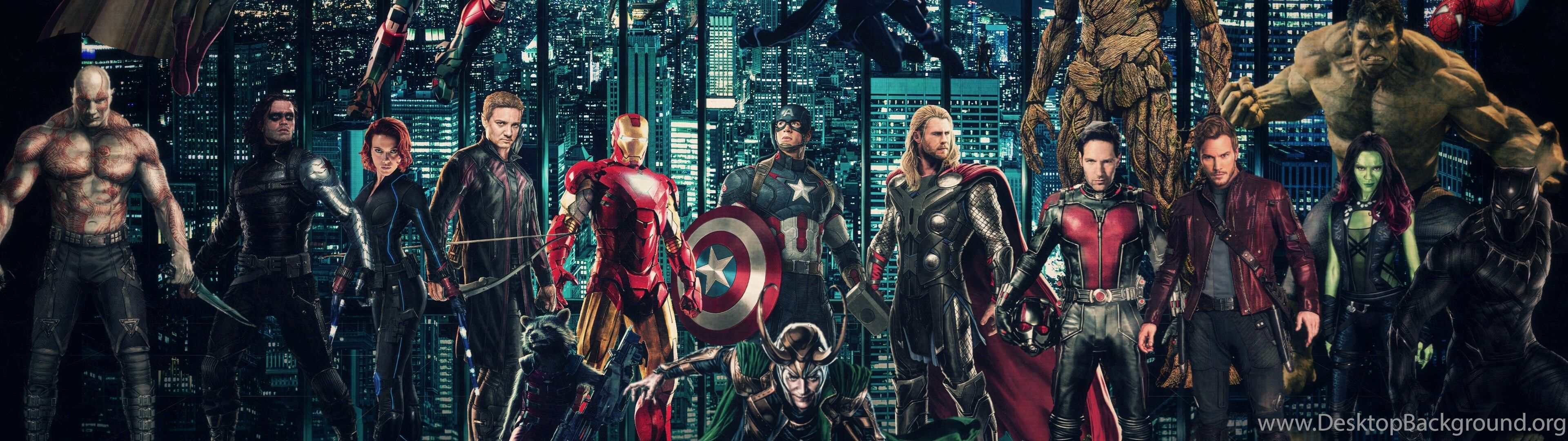 Marvel 3840x1080 Hd Dual Monitor Wallpapers Top Free Marvel