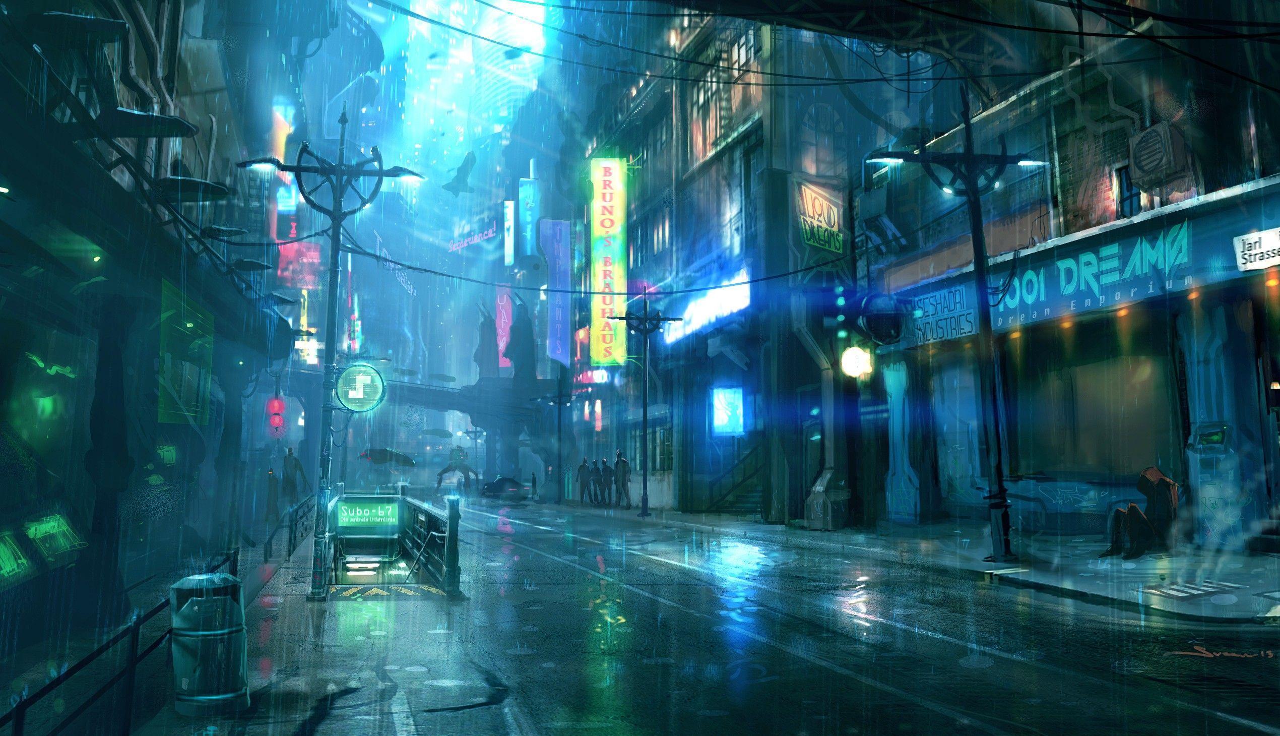 Rain Anime Wallpapers - Top Free Rain Anime Backgrounds ...