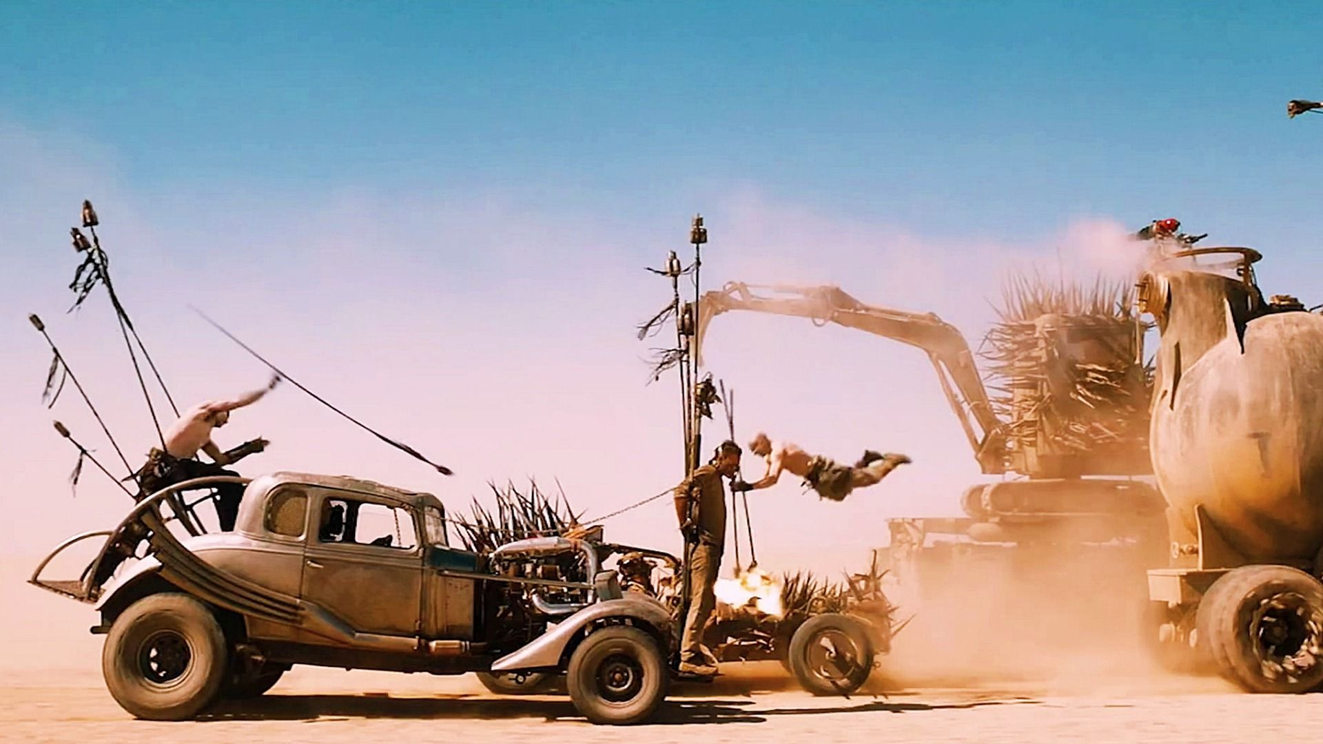 Mad Max 4K Wallpapers - Top Free Mad Max 4K Backgrounds ...