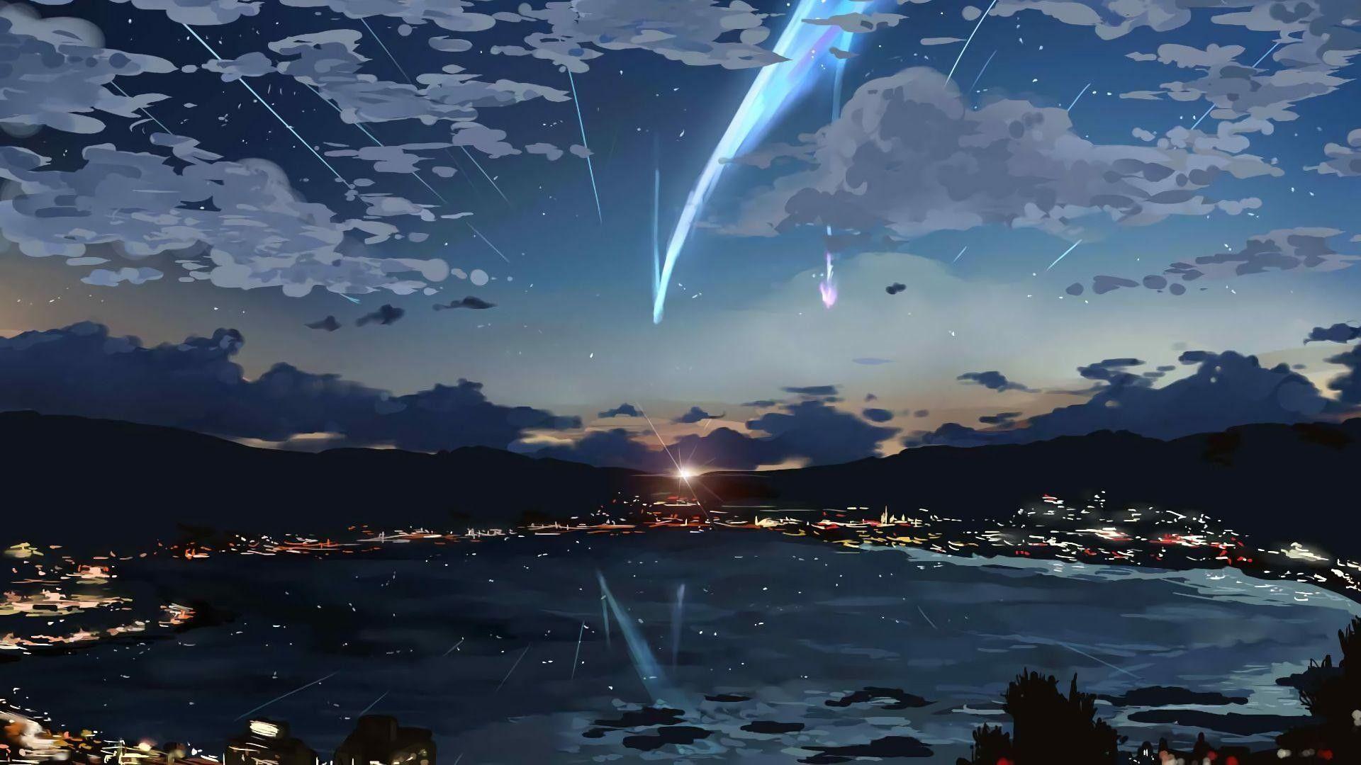Lake Your Name Anime Wallpapers