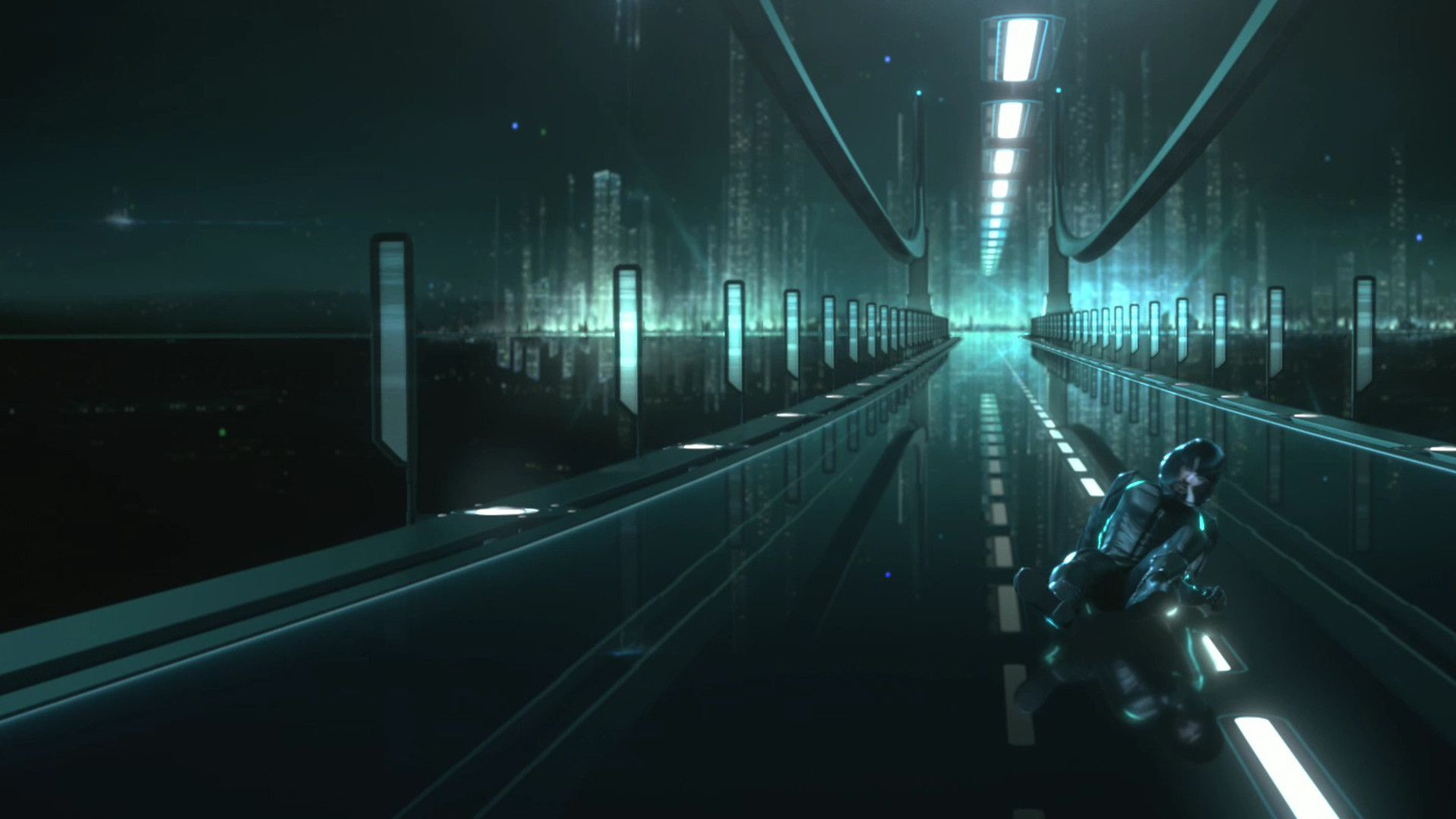 Tron city wallpapers top free tron city backgrounds - Legacy wallpaper ...