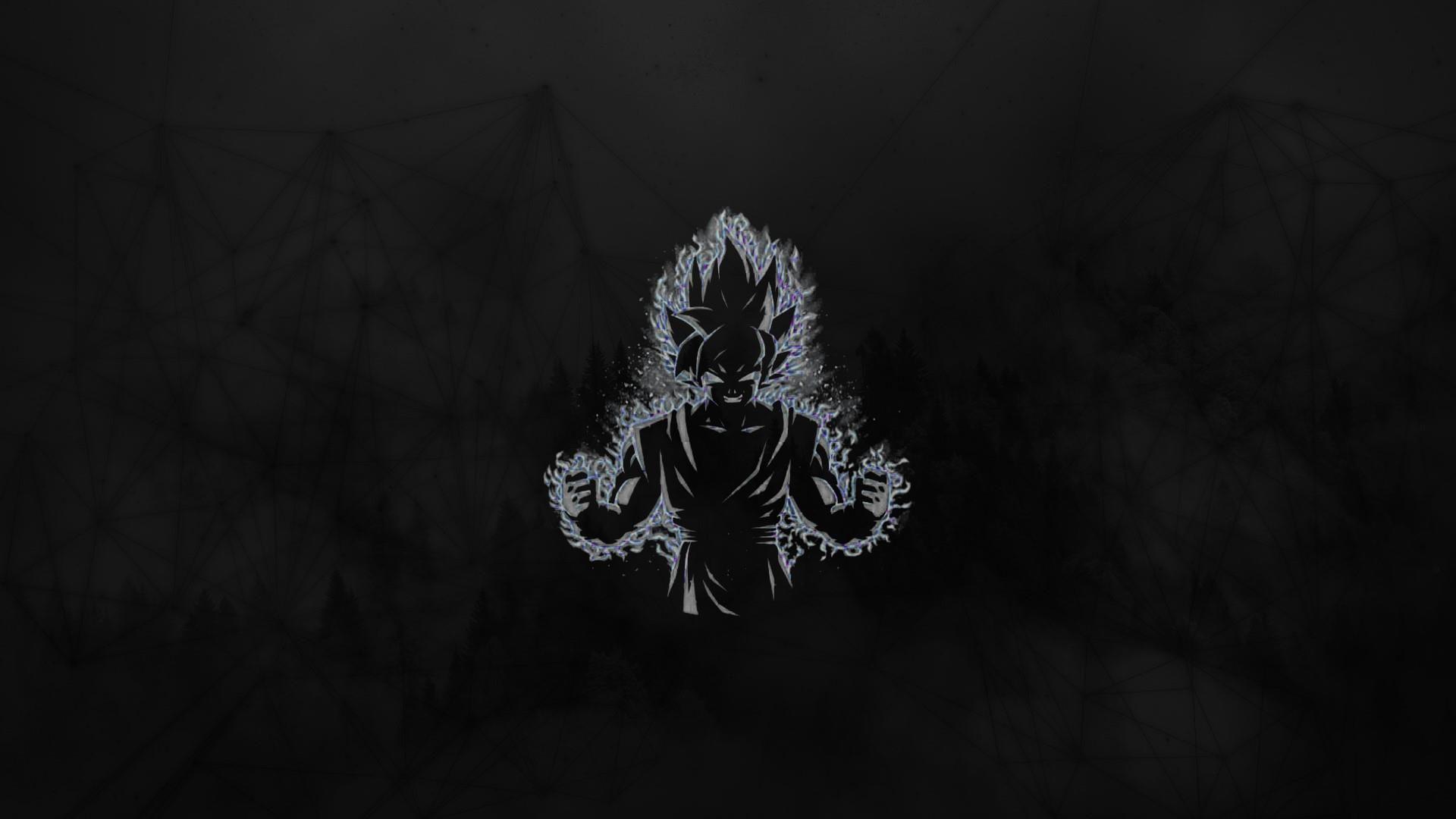 Goku Black And White Wallpapers Top Free Goku Black And White Backgrounds Wallpaperaccess