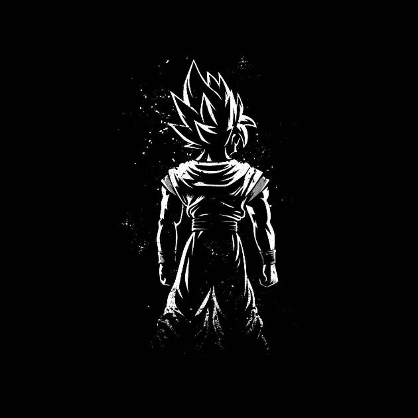 1920x1080 black and white black goku album on imgur