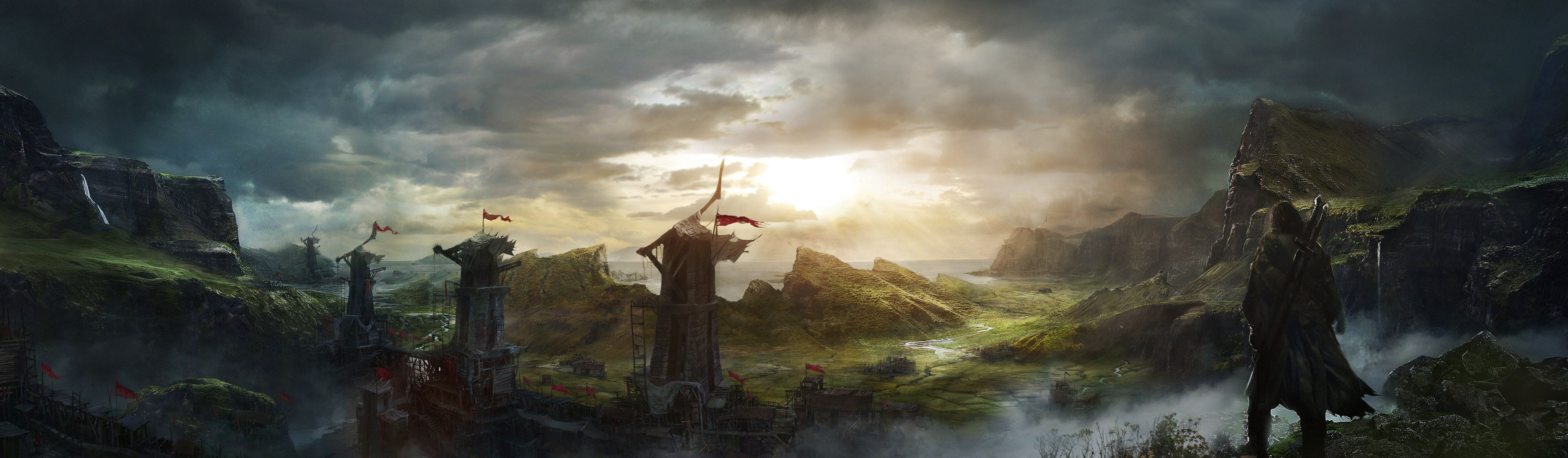 Lord Of The Rings Dual Monitor Wallpapers Top Free Lord Of The