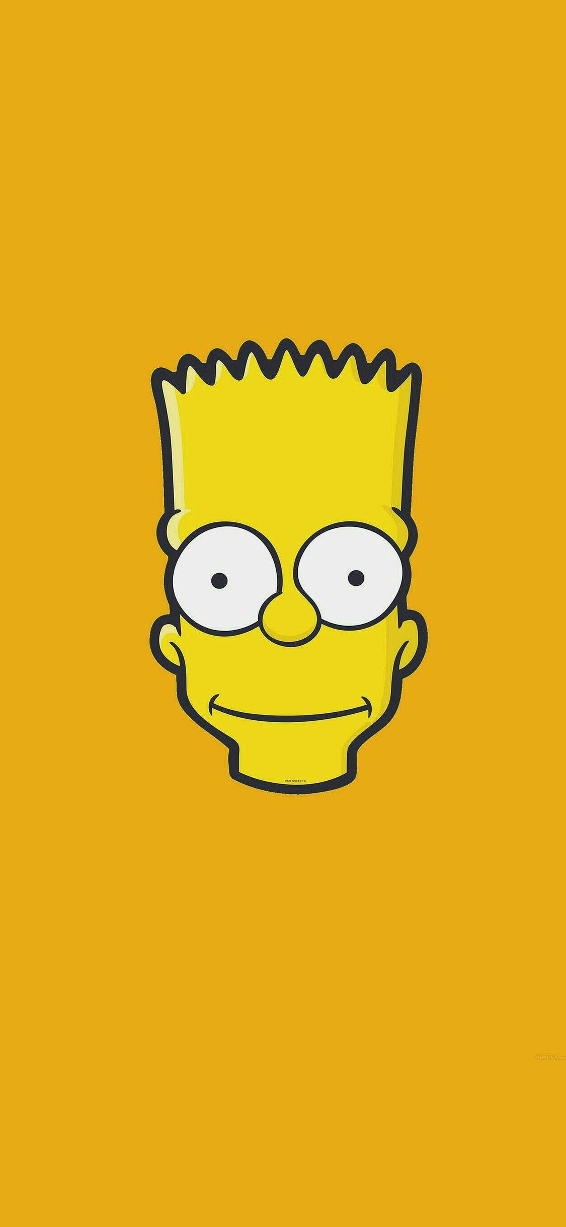 Bart Simpson Iphone Wallpapers Top Free Bart Simpson Iphone Backgrounds Wallpaperaccess