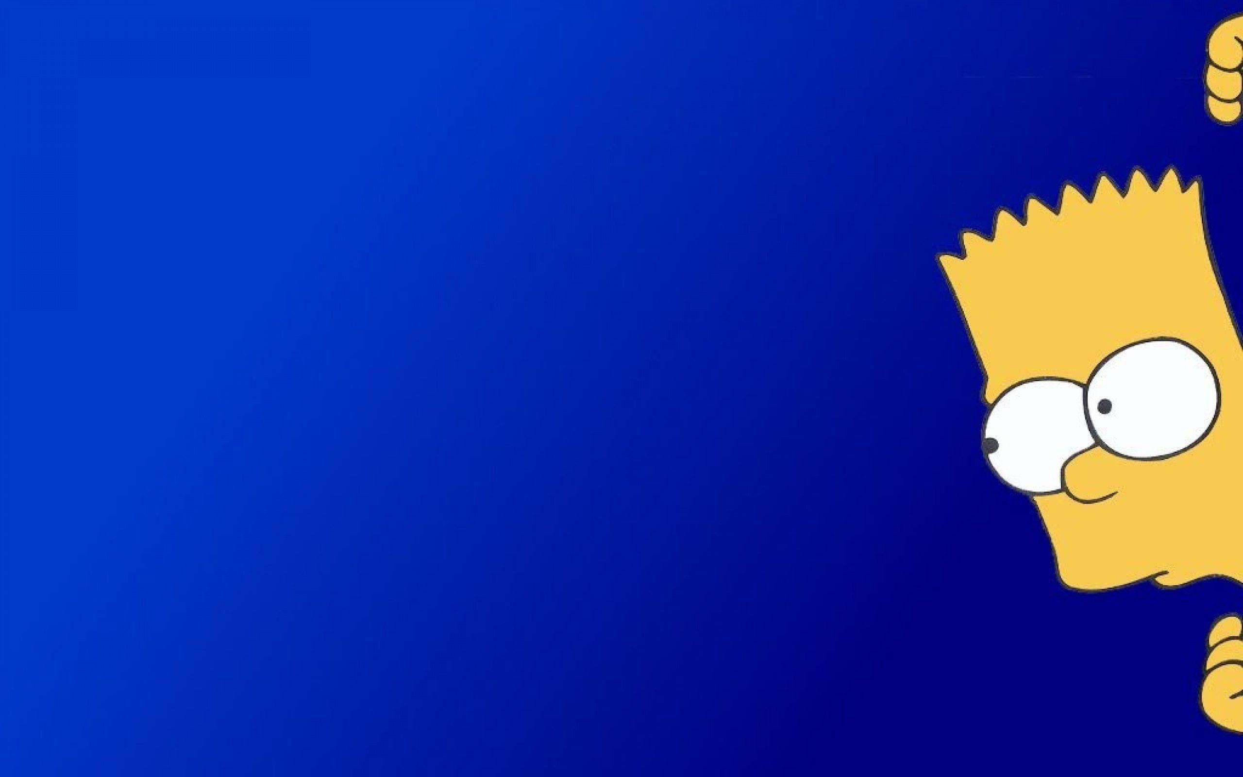 Bart Simpson Desktop Wallpapers Top Free Bart Simpson