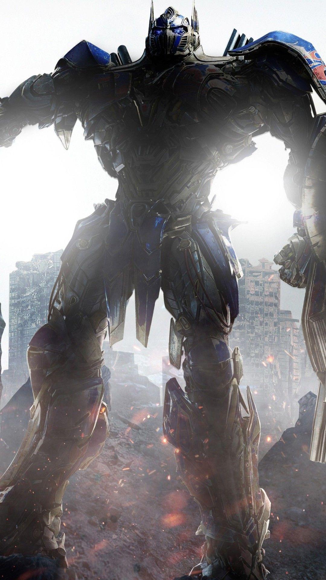 Transformers Optimus Prime Iphone Wallpapers Top Free