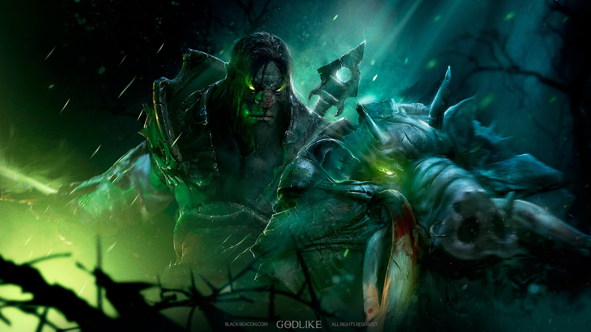 62 Best Free Green Gaming Wallpapers Wallpaperaccess