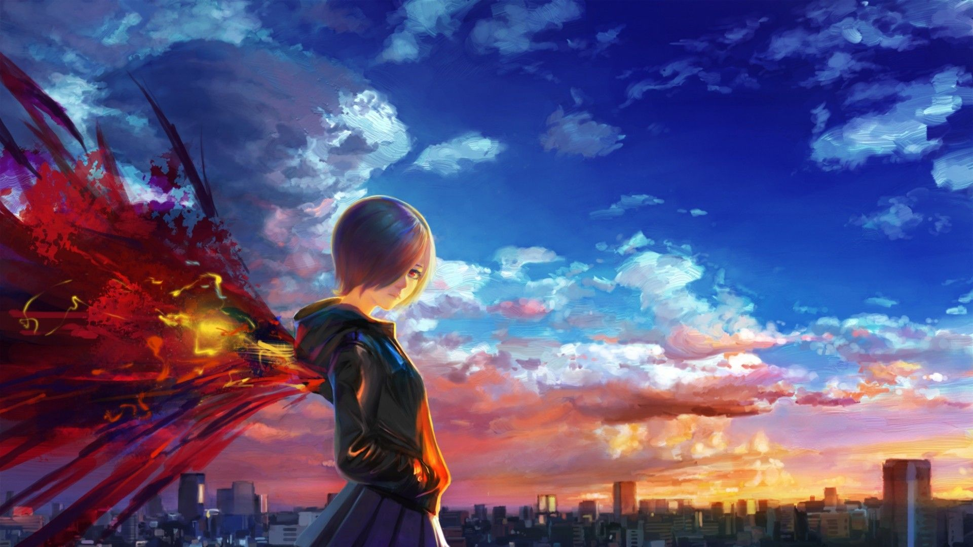 Anime 1920x1080 hd desktop wallpapers top free anime - Best website to download desktop wallpapers ...