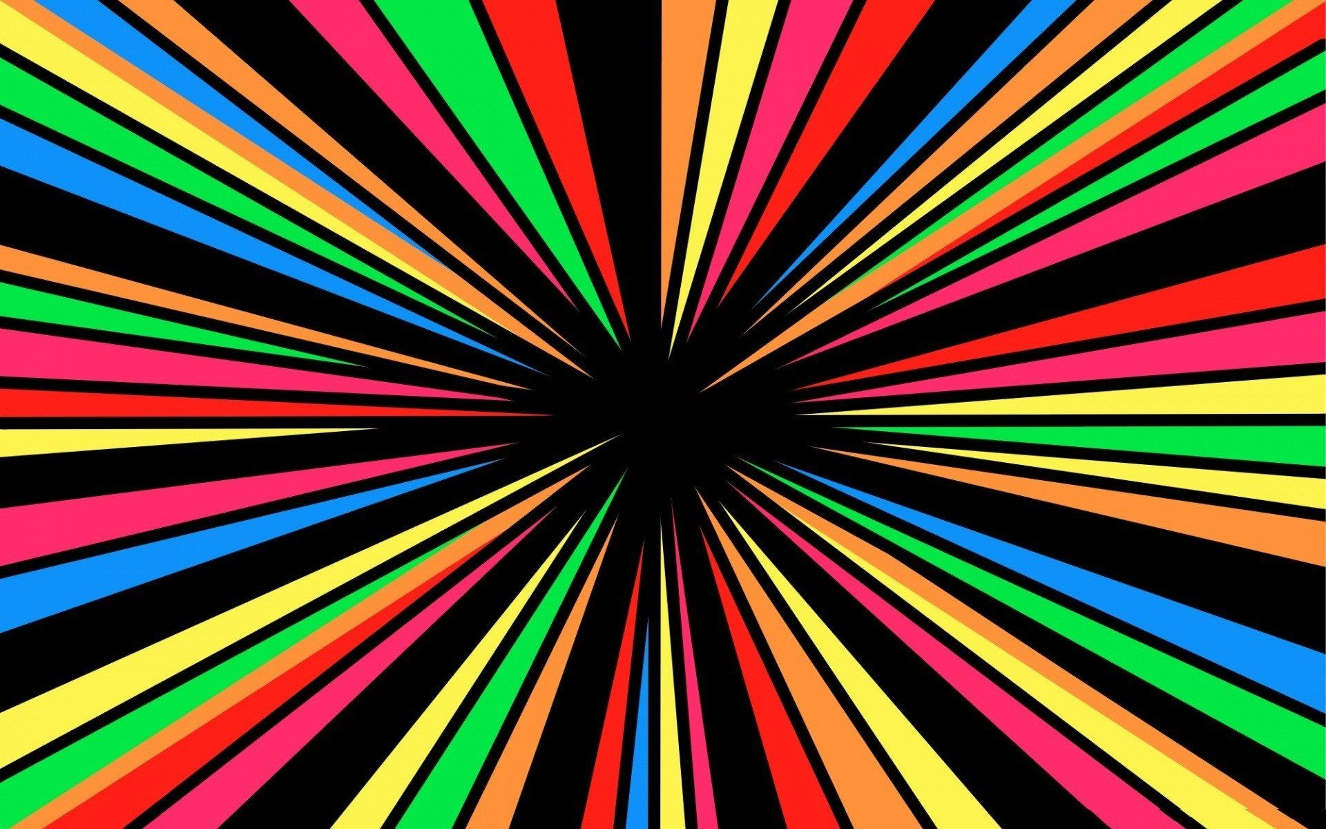 Rainbow Stripes Wallpapers