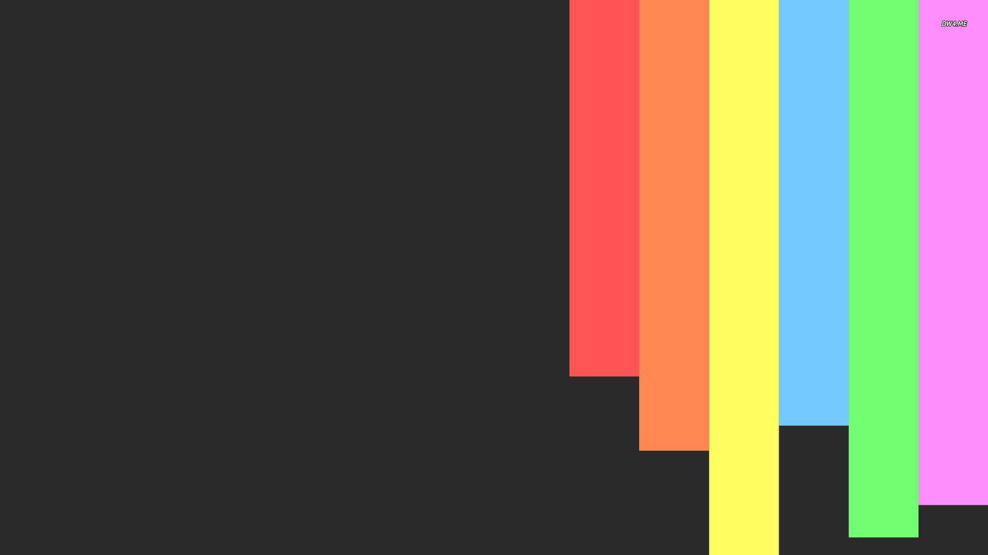 Heritage Rainbow Stripe Iphone X Iphone 8 Ios 11 Stock: Rainbow Stripes Wallpapers