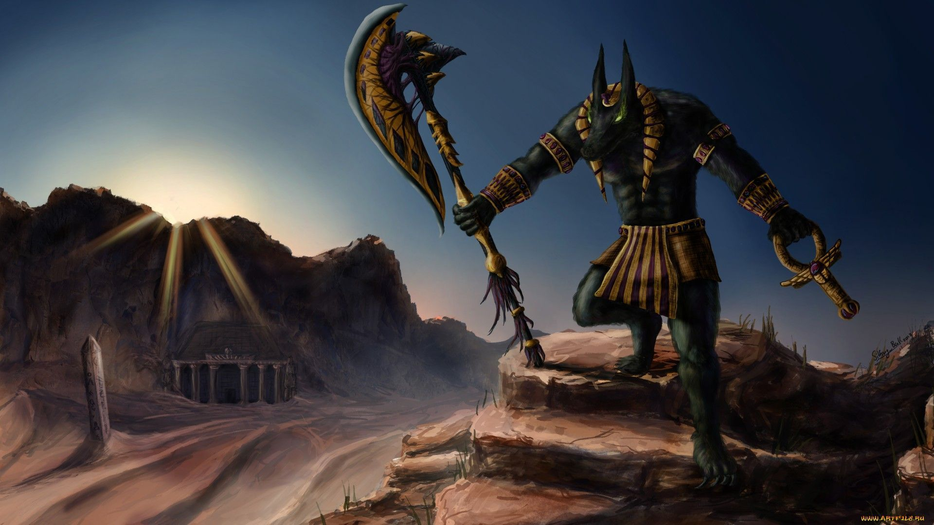 4K Anubis Wallpapers - Top Free 4K Anubis Backgrounds