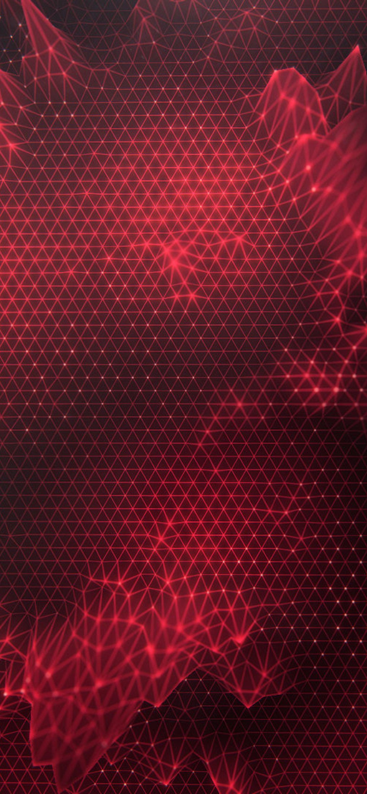 Red Triangle Iphone Wallpapers Top Free Red Triangle