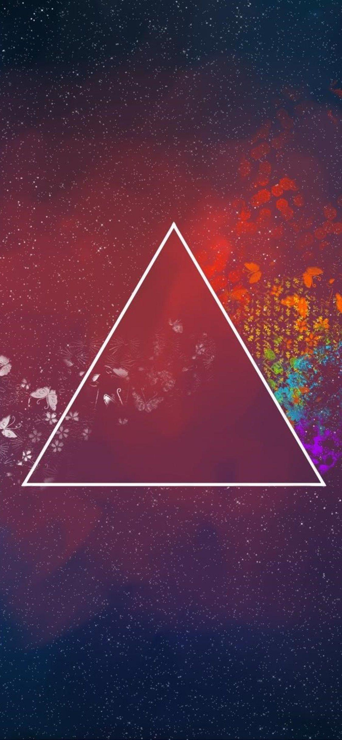 Triangle Art Wallpaper