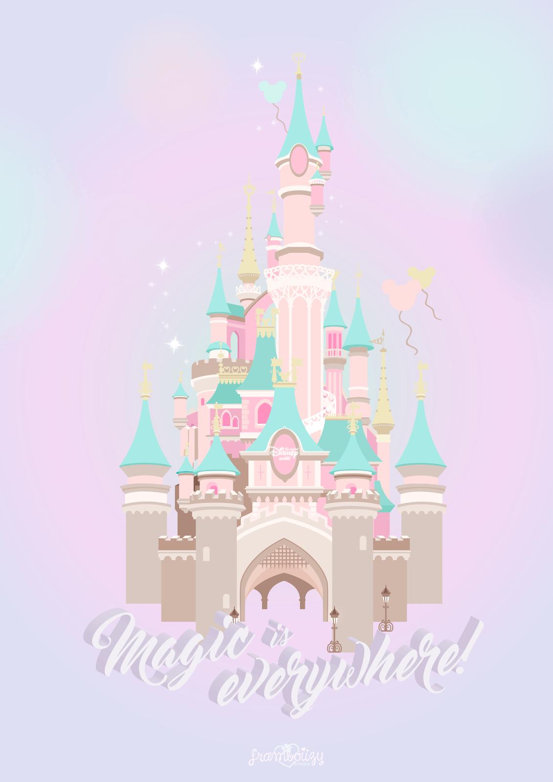 Pastel Disney Wallpapers - Top Free Pastel Disney Backgrounds - WallpaperAccess