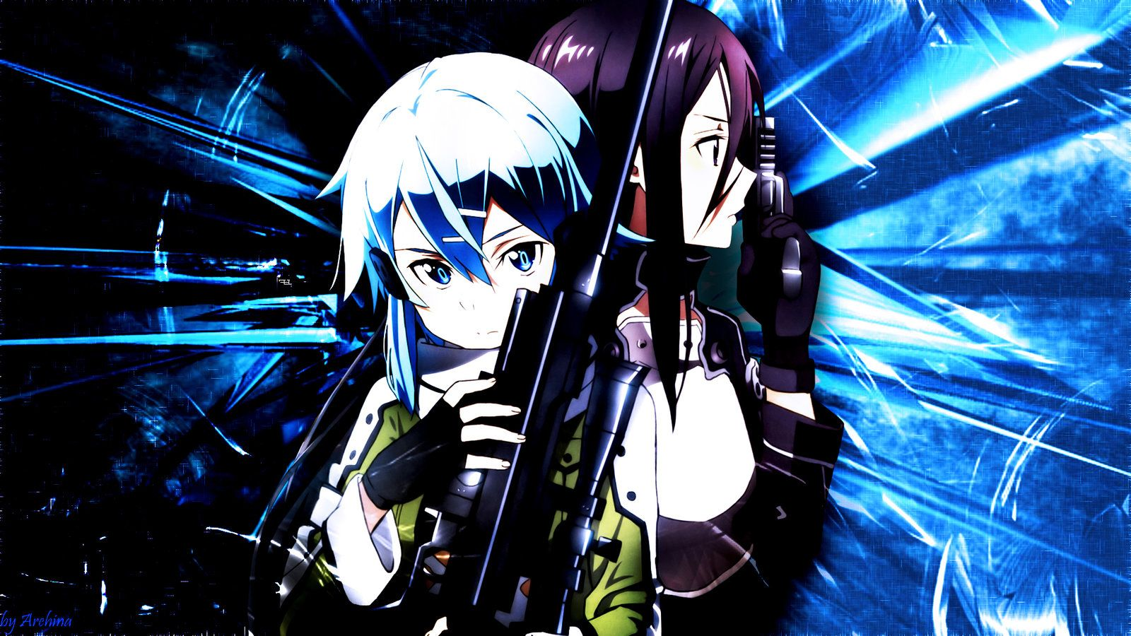 Sword Art Online 2 Wallpapers Top Free Sword Art Online 2