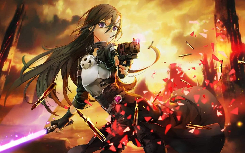 Sword Art Online 2 Wallpapers Top Free Sword Art Online 2