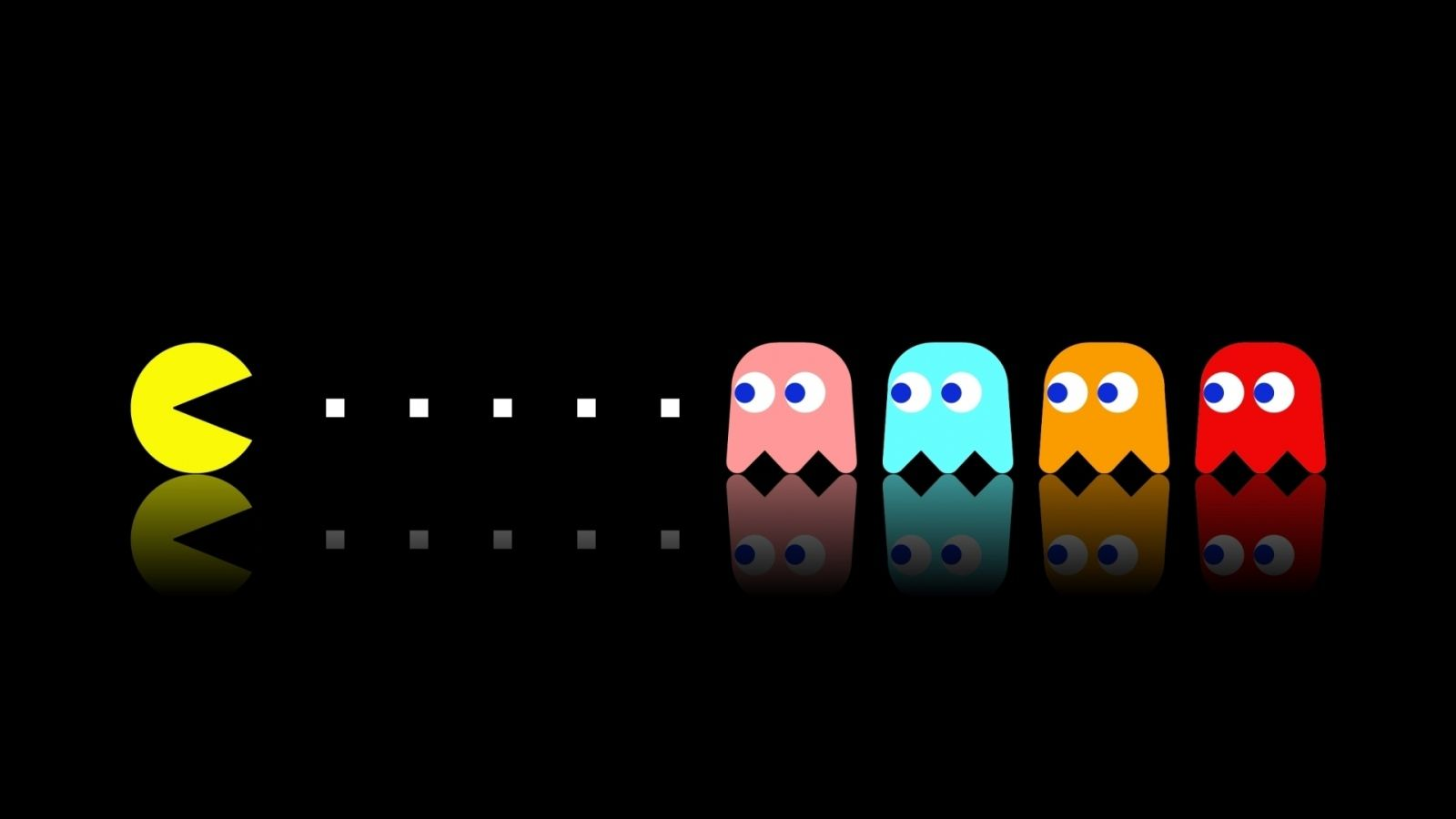 Pacman Wallpapers Top Free Pacman Backgrounds Wallpaperaccess