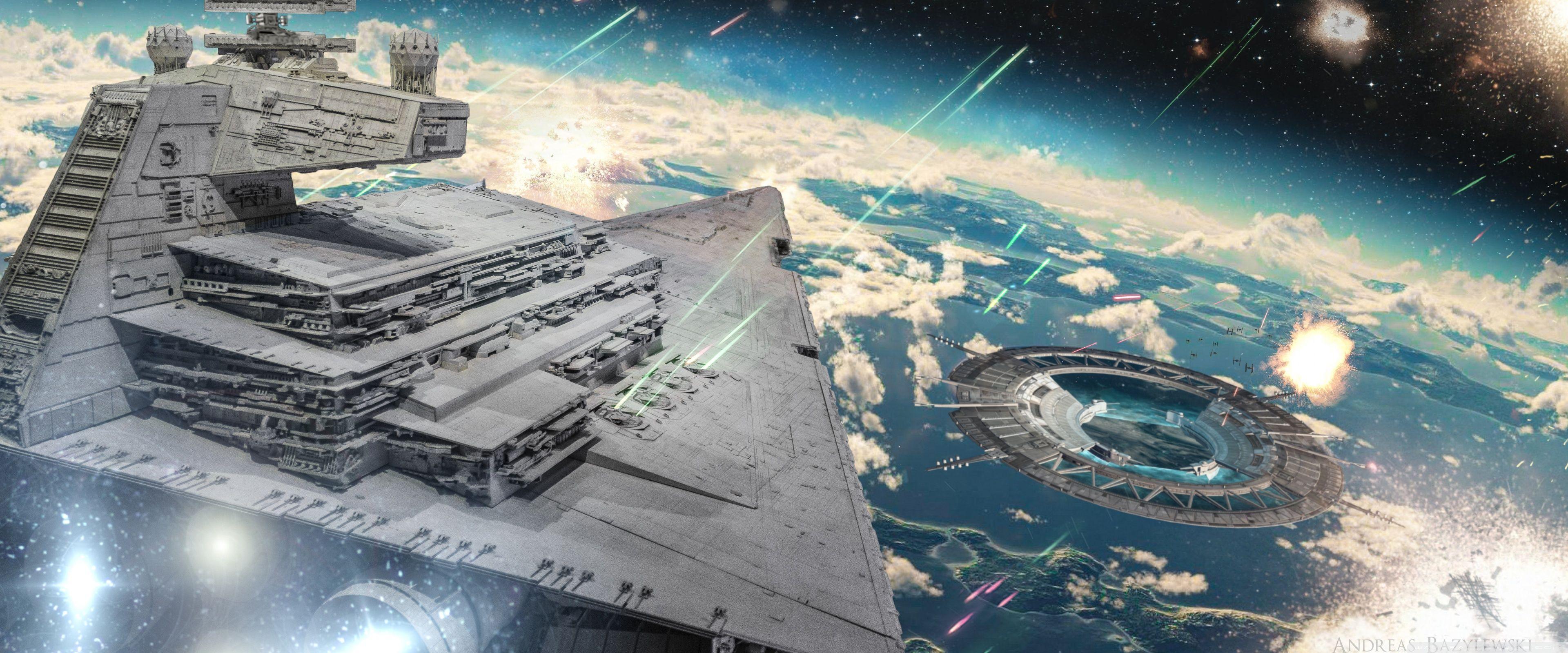 Star Wars Ultra Wide Wallpapers - Top Free Star Wars Ultra