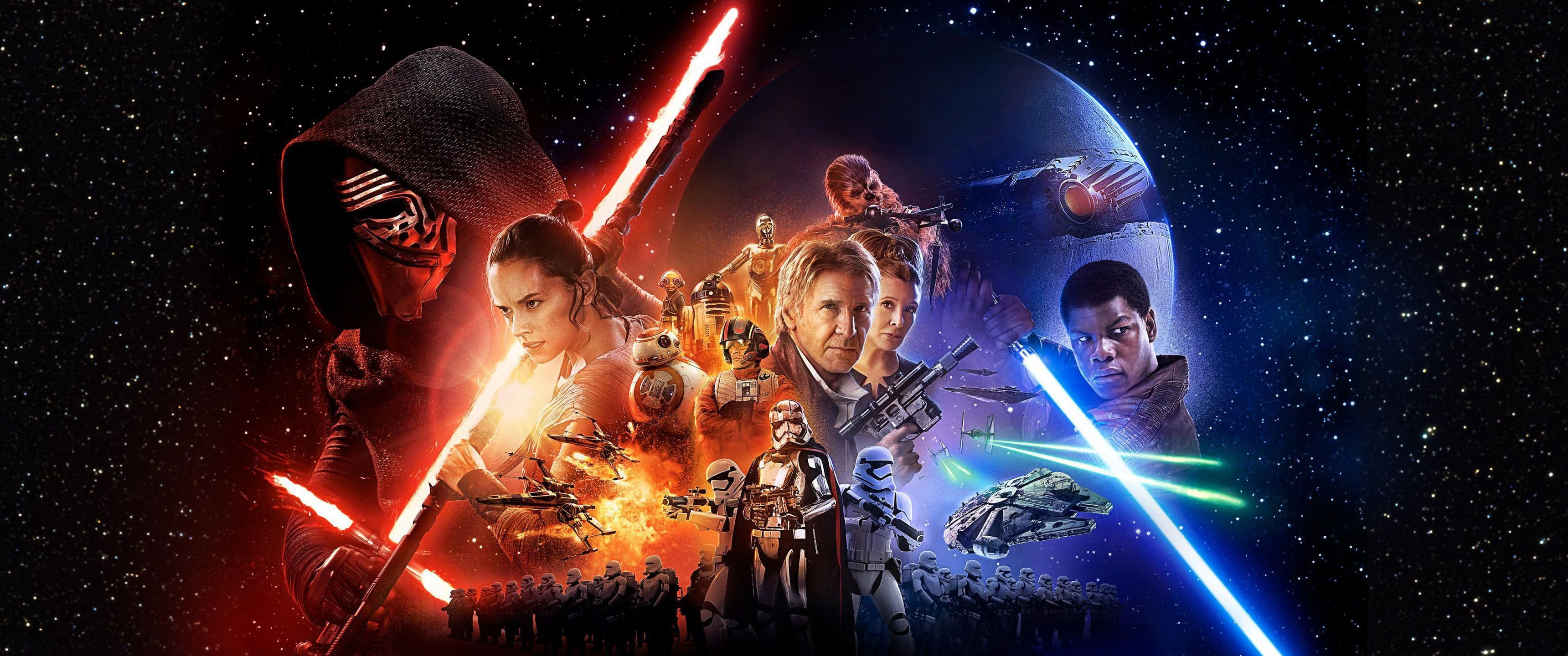 Star Wars Ultra Wide Wallpapers Top Free Star Wars Ultra Wide Backgrounds Wallpaperaccess