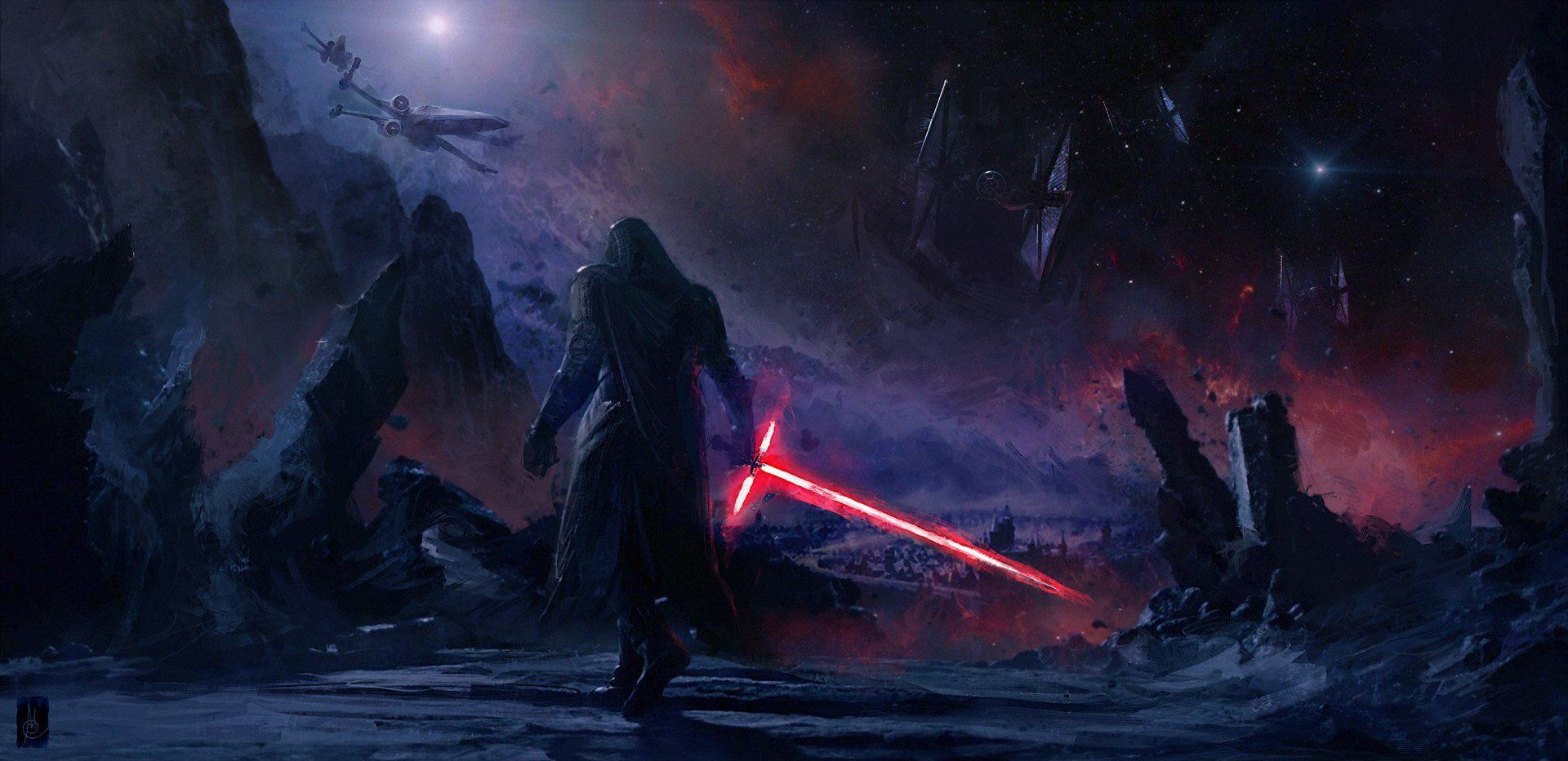 Star Wars 9 Wallpapers Top Free Star Wars 9 Backgrounds Wallpaperaccess