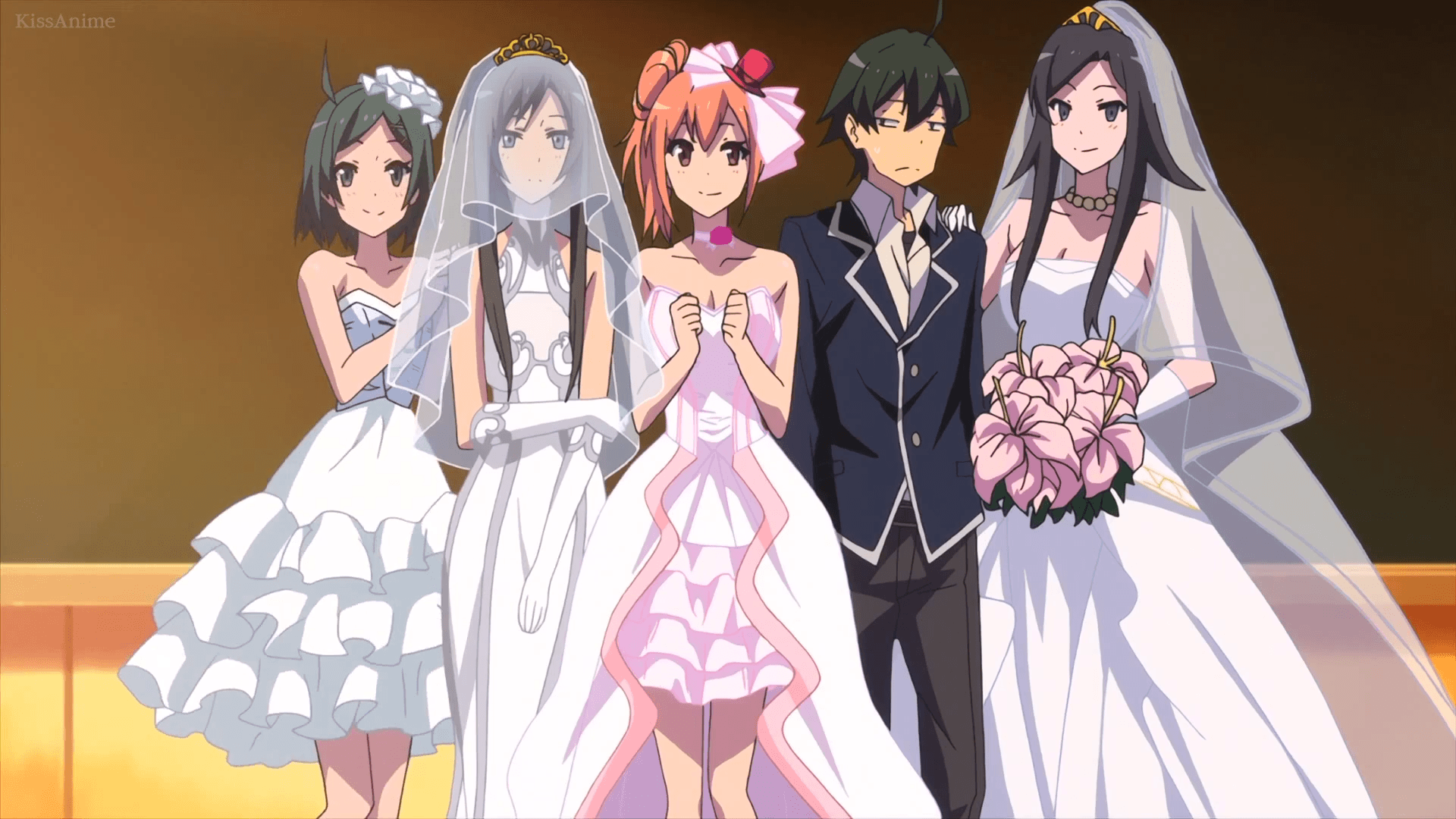 Anime Oregairu Wallpapers Top Free Anime Oregairu Backgrounds Wallpaperaccess