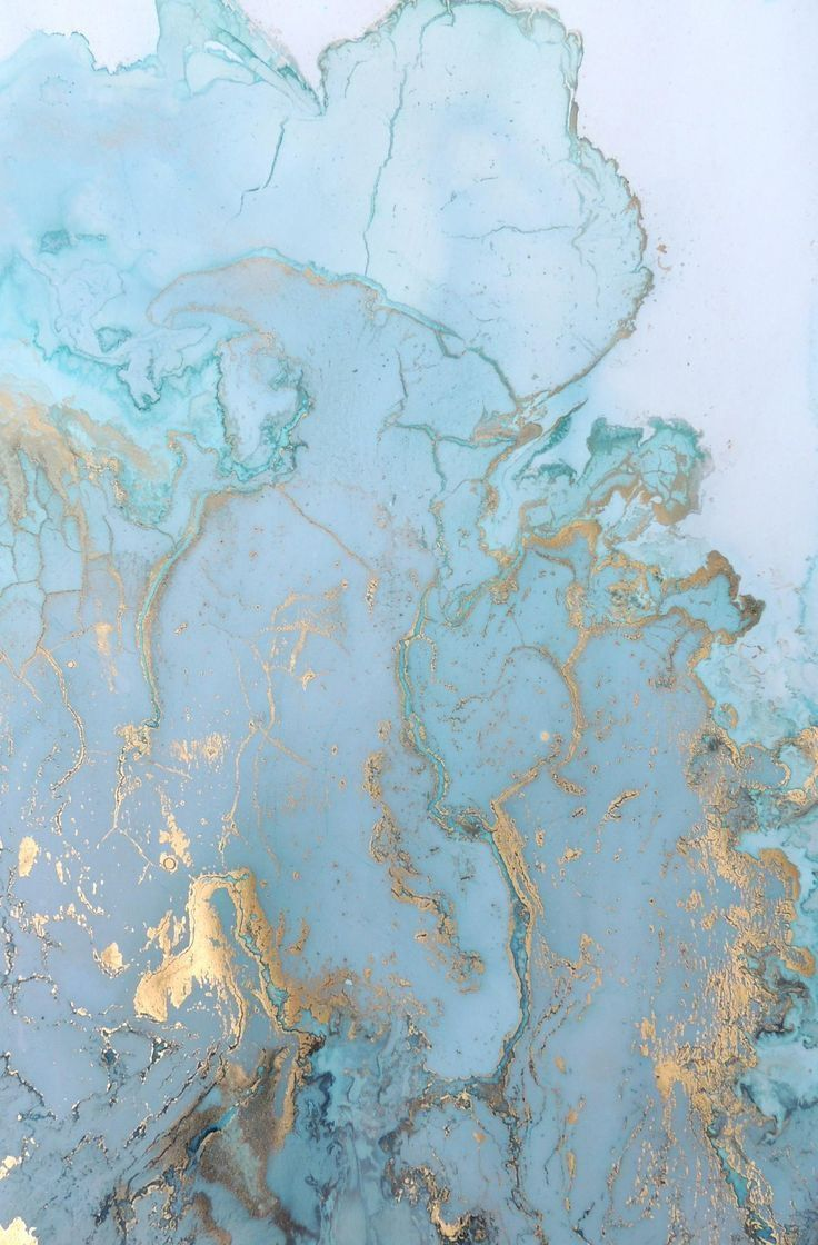 Blue And Gold Marble Wallpapers Top Free Blue And Gold Marble