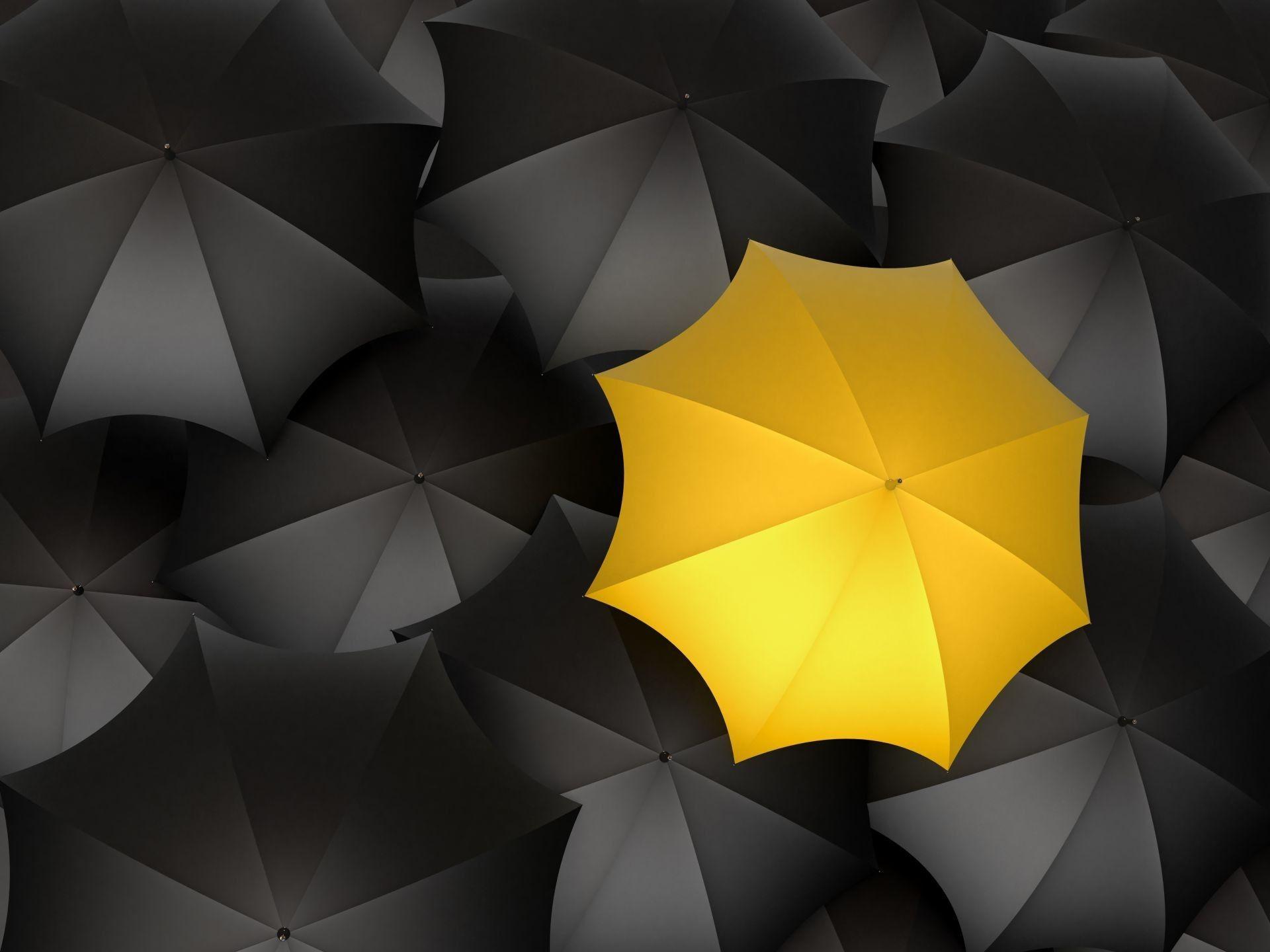 Wallpaper Umbrella Upside Down Floating Hd Creative: Umbrella Desktop Wallpapers