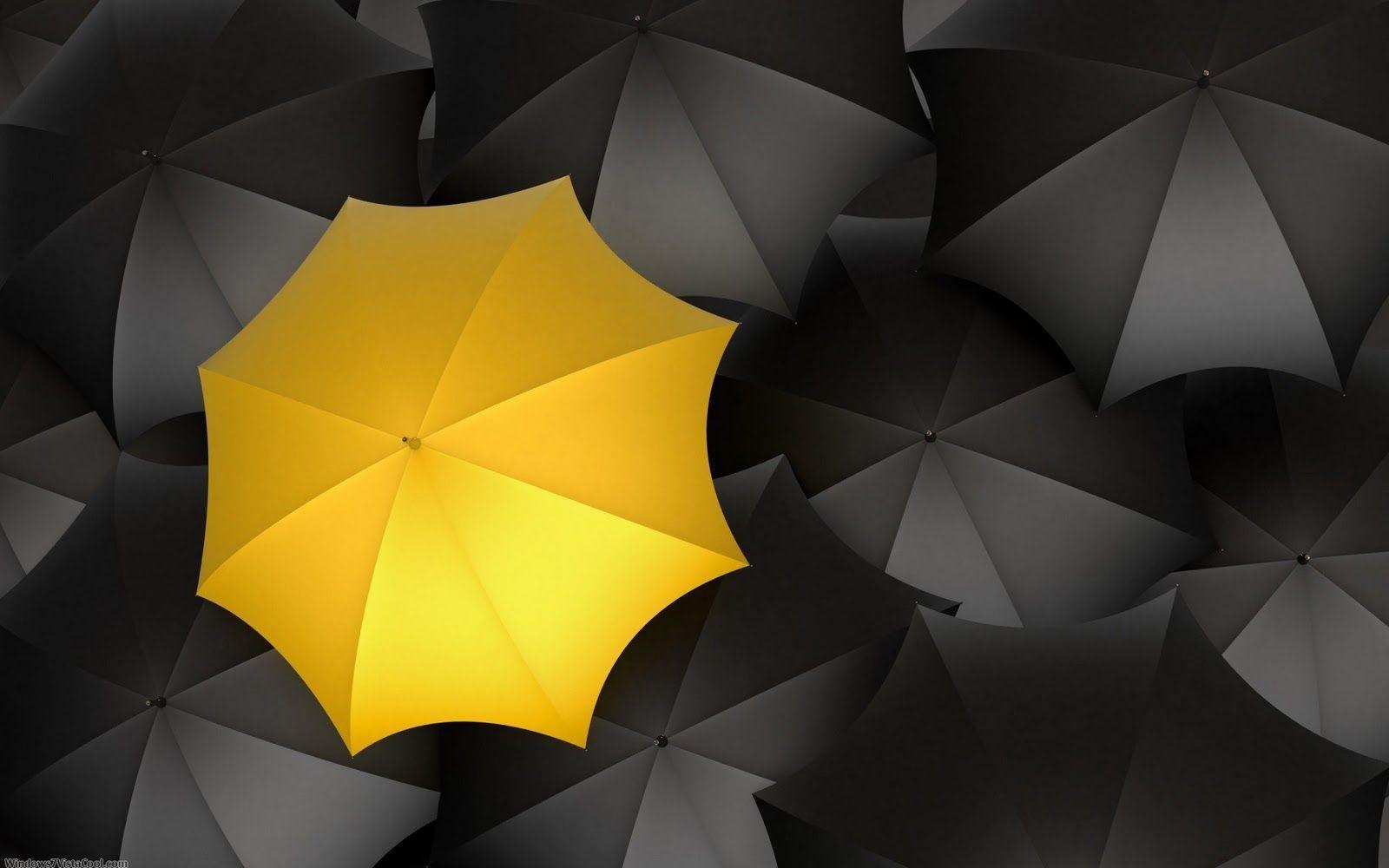 Yellow Umbrella Wallpapers Top Free Yellow Umbrella Backgrounds