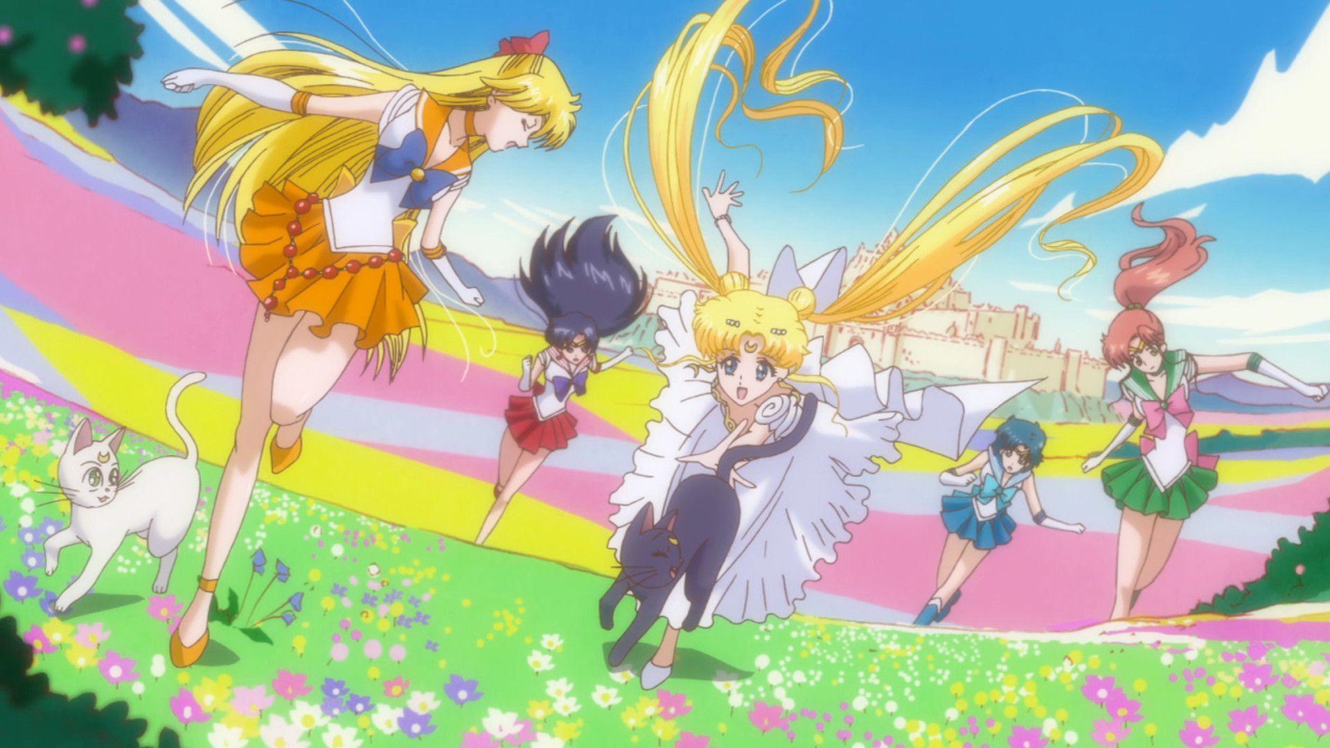 Sailor Moon Aesthetic Desktop Wallpapers Top Free Sailor Moon Aesthetic Desktop Backgrounds Wallpaperaccess
