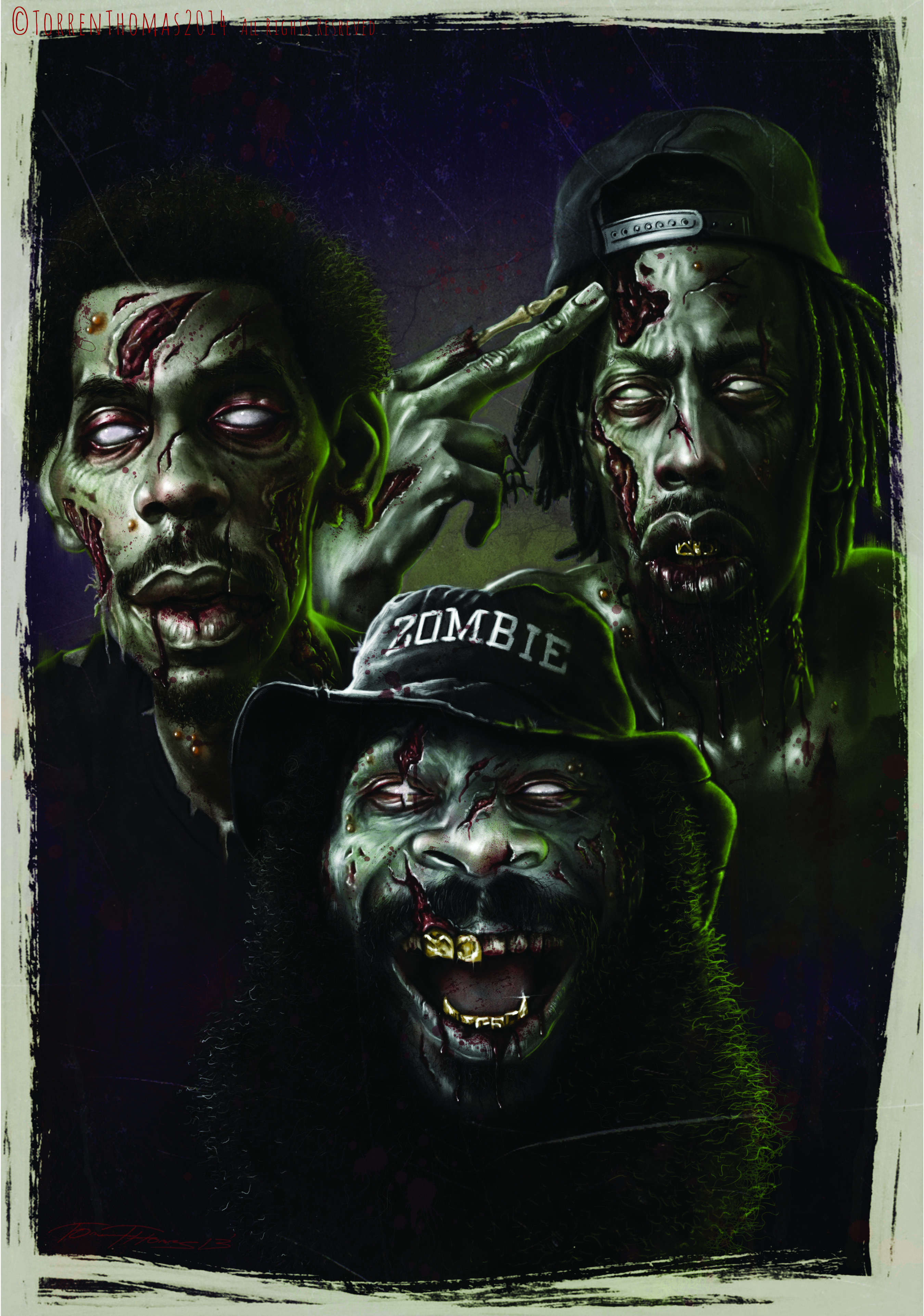 31 Best Free Flatbush Zombies Laptop Wallpapers Wallpaperaccess