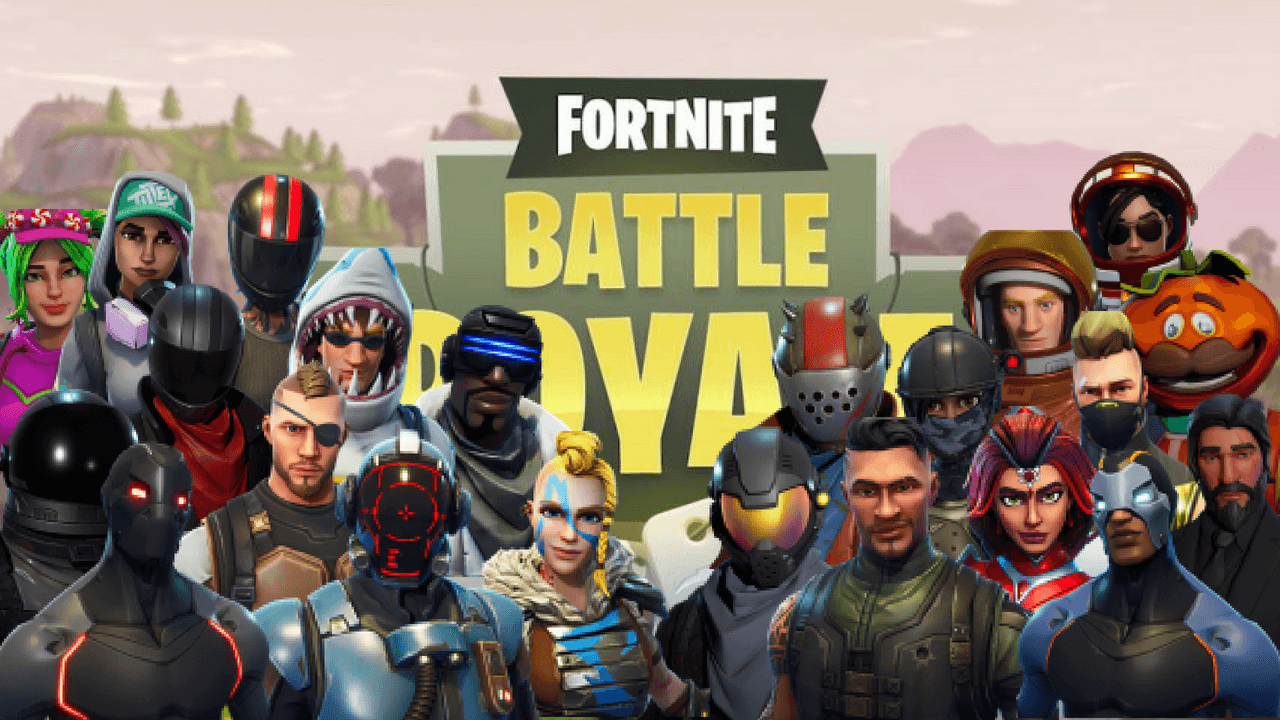 40 Best Free Fortnite Skins Battle Royale Wallpapers Wallpaperaccess