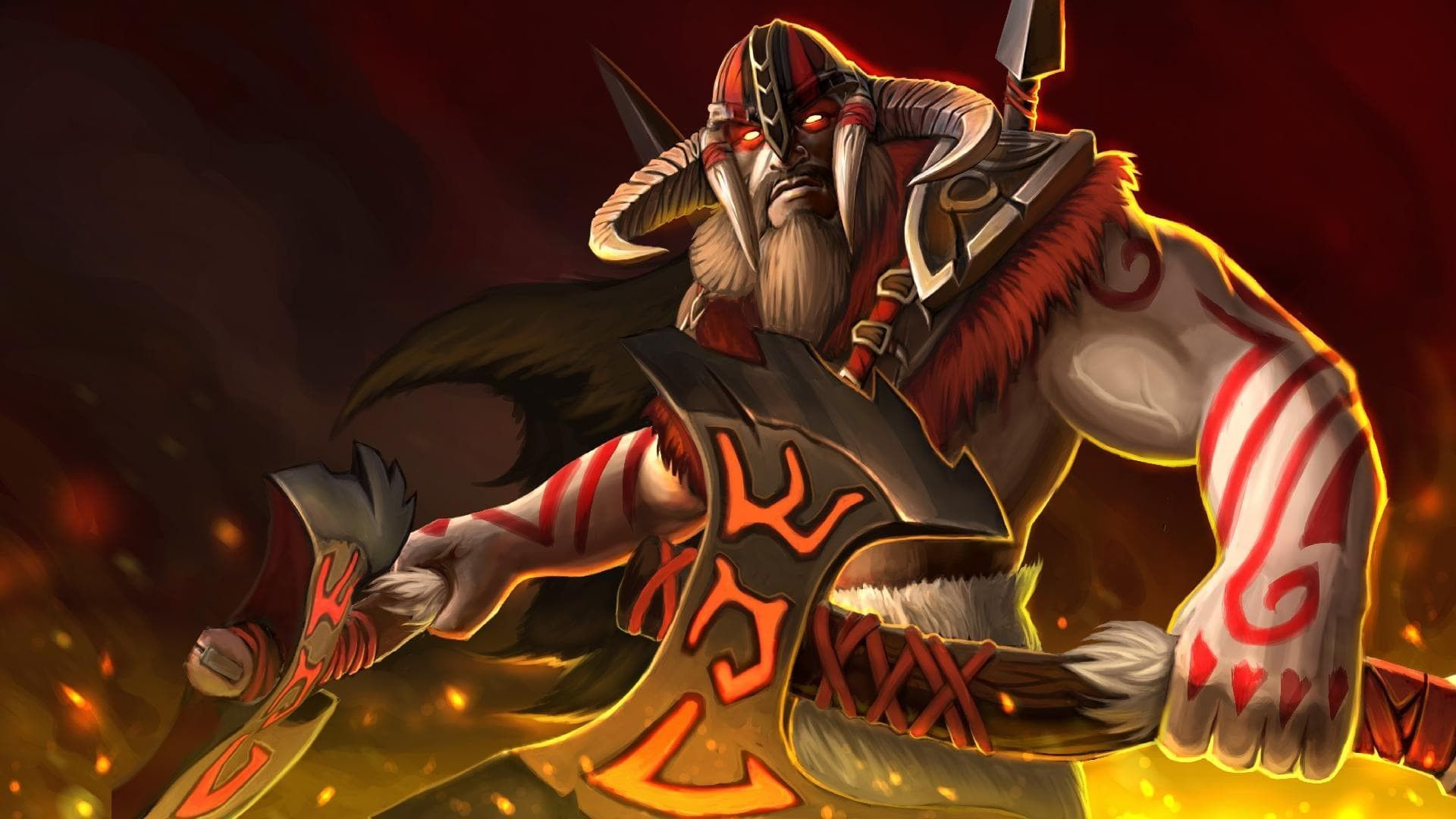 Beastmaster Dota 2 Wallpapers Top Free Beastmaster Dota 2