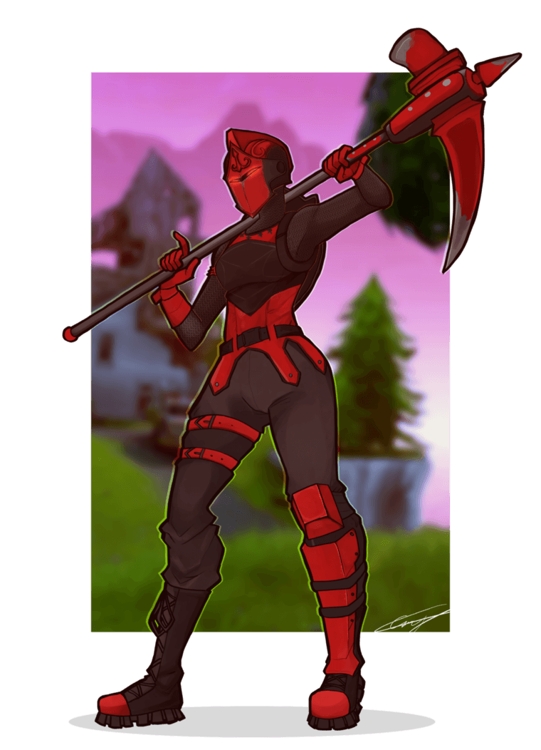 Red Knight Fortnite Wallpapers Top Free Red Knight Fortnite Backgrounds Wallpaperaccess