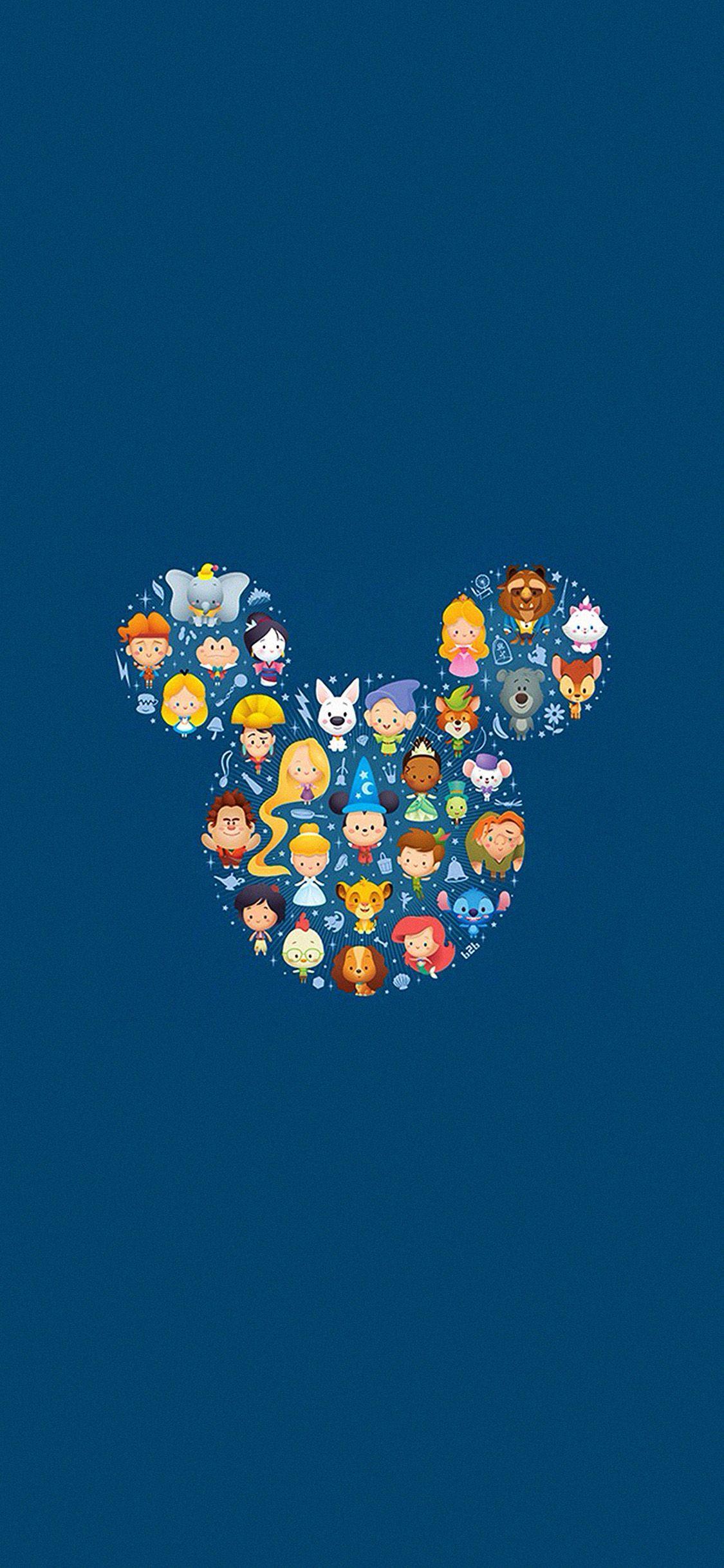 Cute Disney Iphone Wallpapers Top Free Cute Disney Iphone