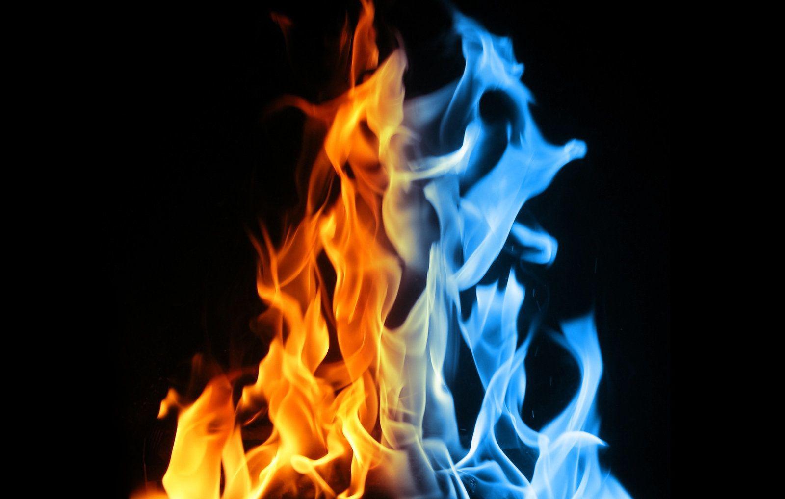 Fire Flames Hd Wallpaper