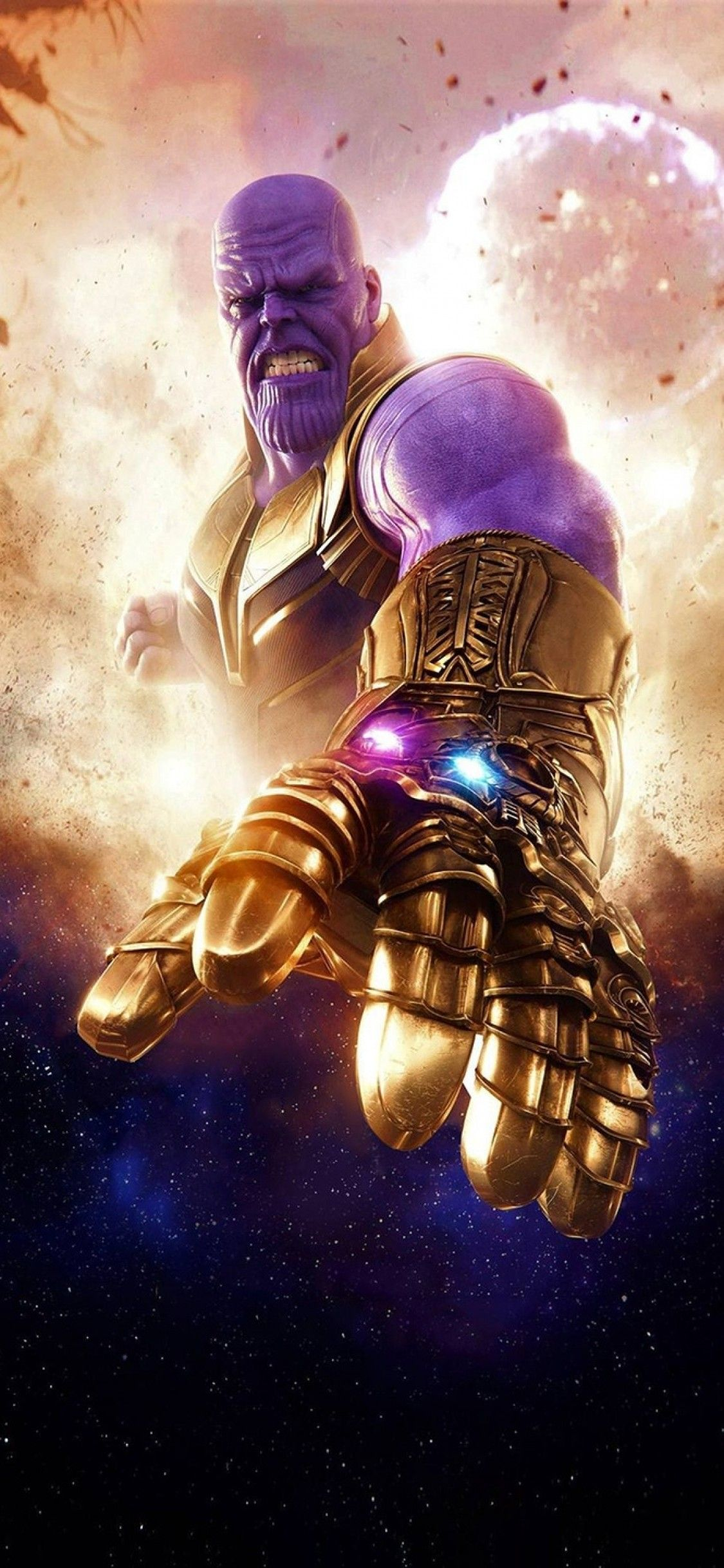 Thanos iPhone Wallpapers - Top Free ...