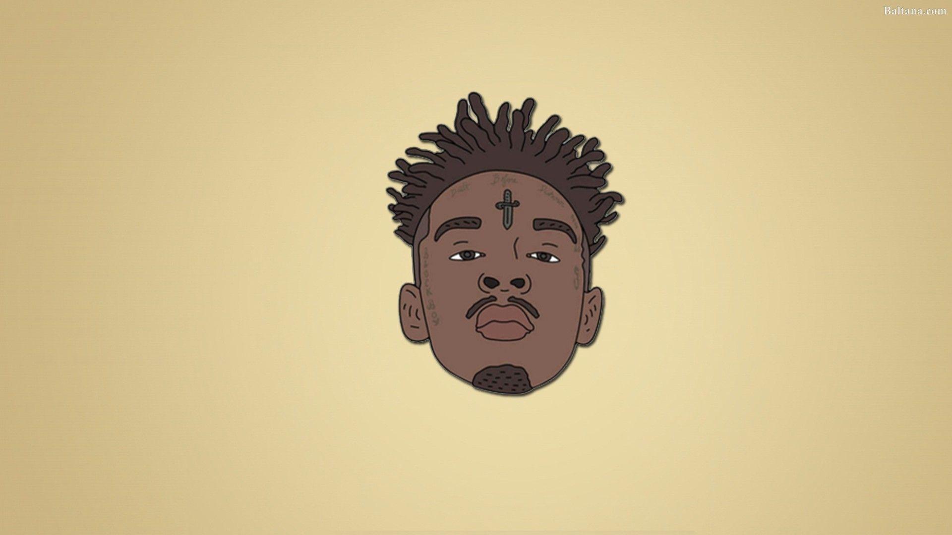 NBA Young Boy Cartoon Wallpapers