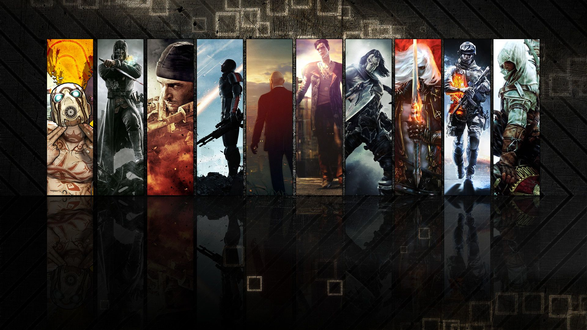 Game Characters Wallpapers - Top Free Game Characters Backgrounds -  WallpaperAccess