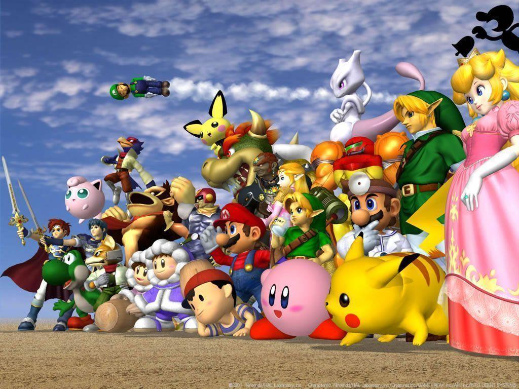 Картинки по запросу video games characters