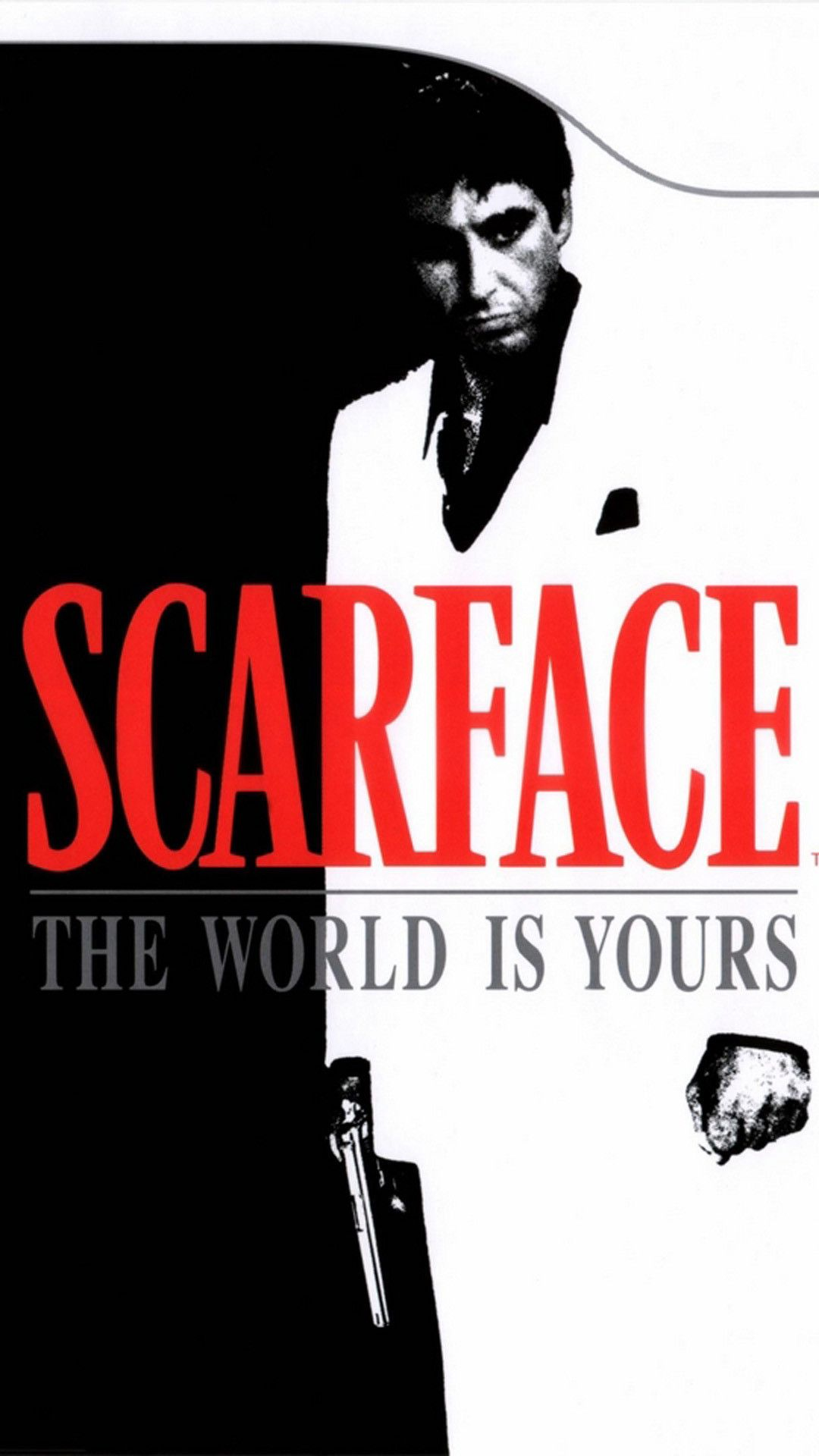 The World Is Yours Scarface Wallpapers Top Free The World Is