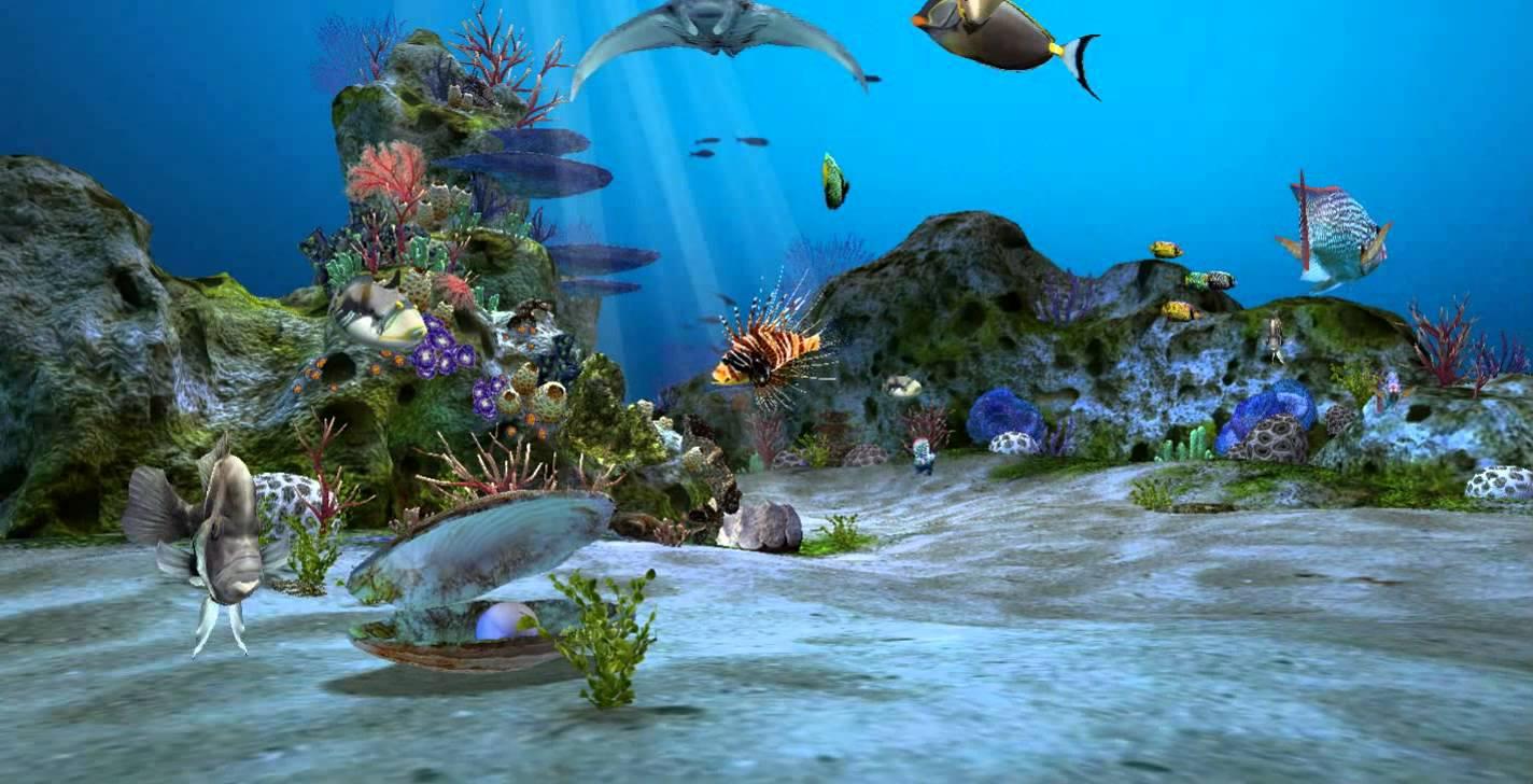 Amazing Aquarium Wallpapers - Top Free
