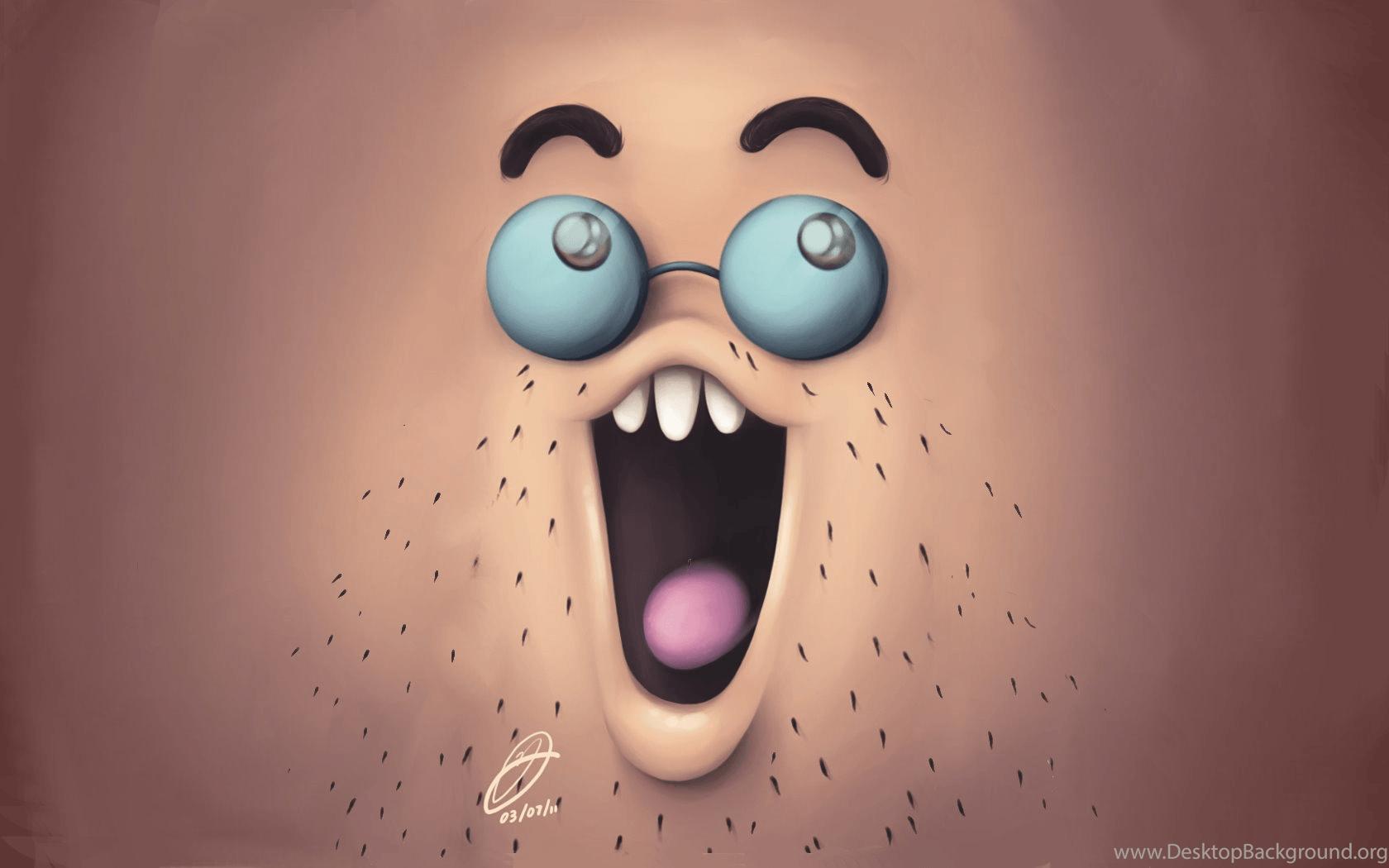 Funny Cartoon Face Wallpapers Top Free Funny Cartoon Face