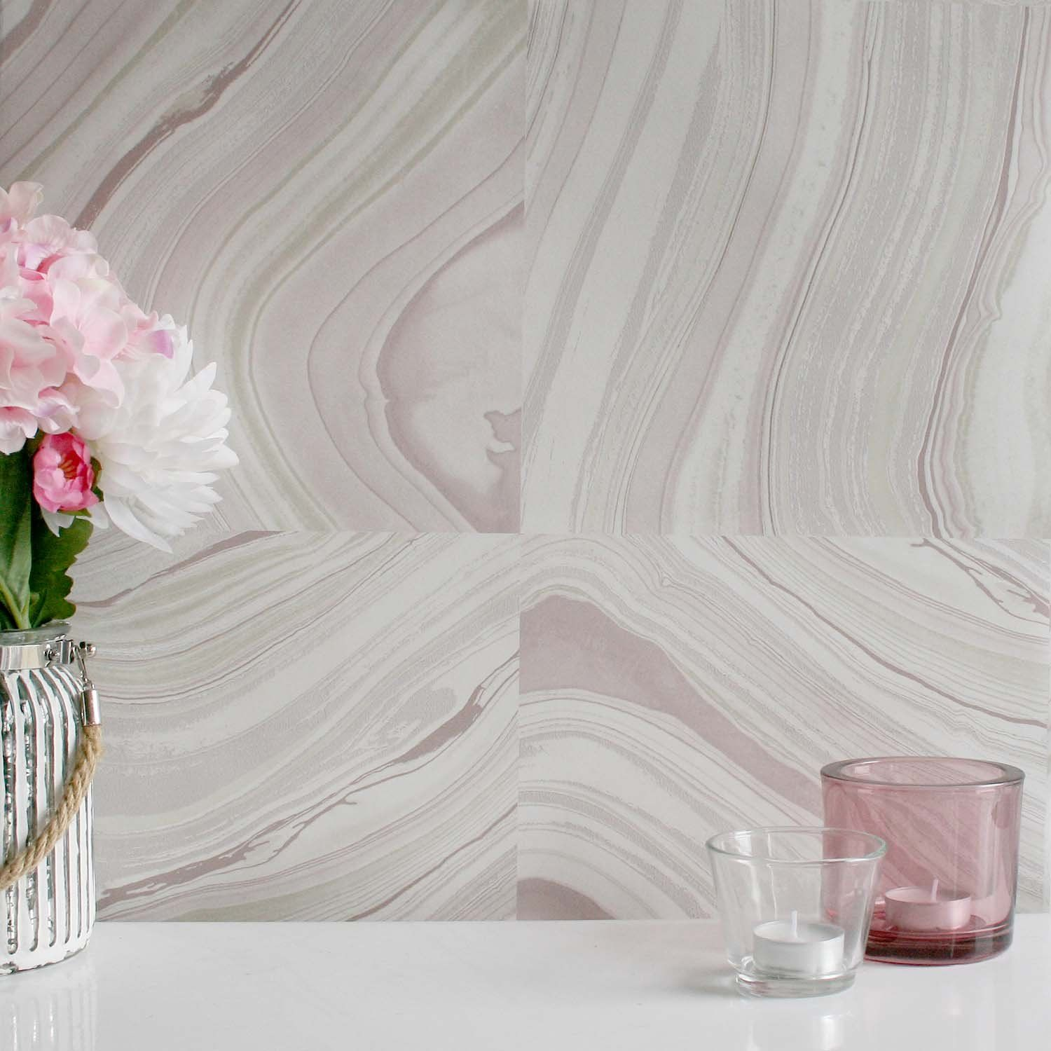 Marble Pink Wallpapers Top Free Marble Pink Backgrounds Wallpaperaccess