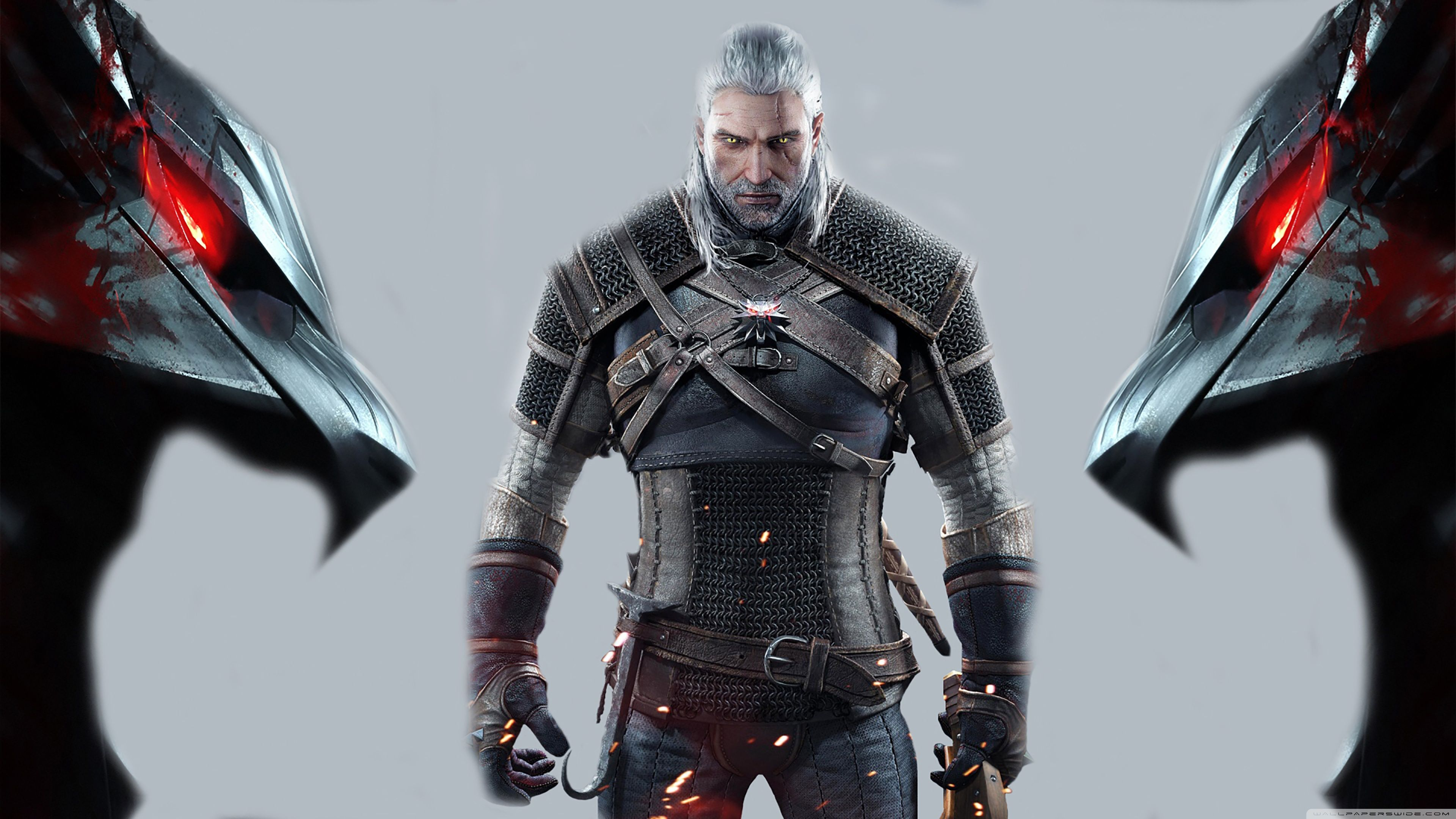 Top Free Witcher 4K Backgrounds