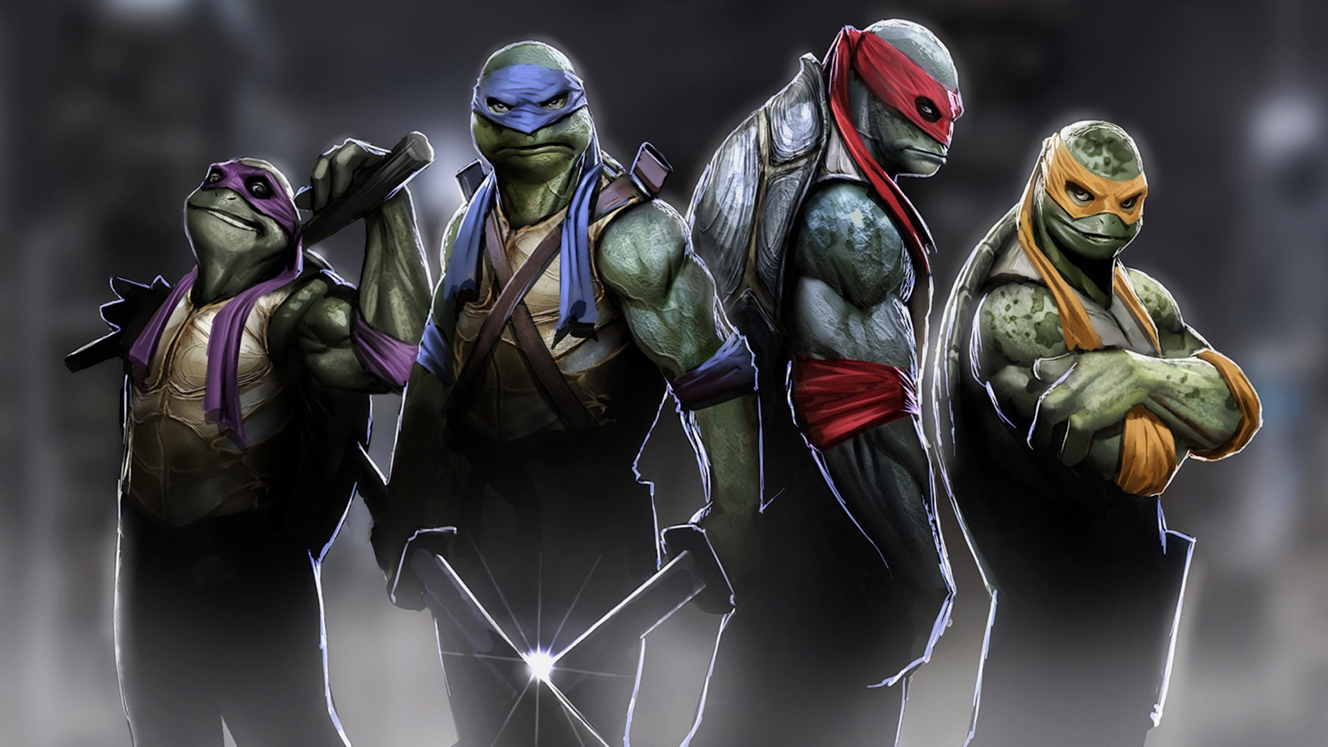 Ninja Turtle Wallpapers Top Free Ninja Turtle Backgrounds