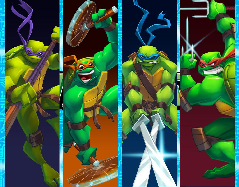 Ninja Turtle Tablet Wallpapers Top Free Ninja Turtle Tablet